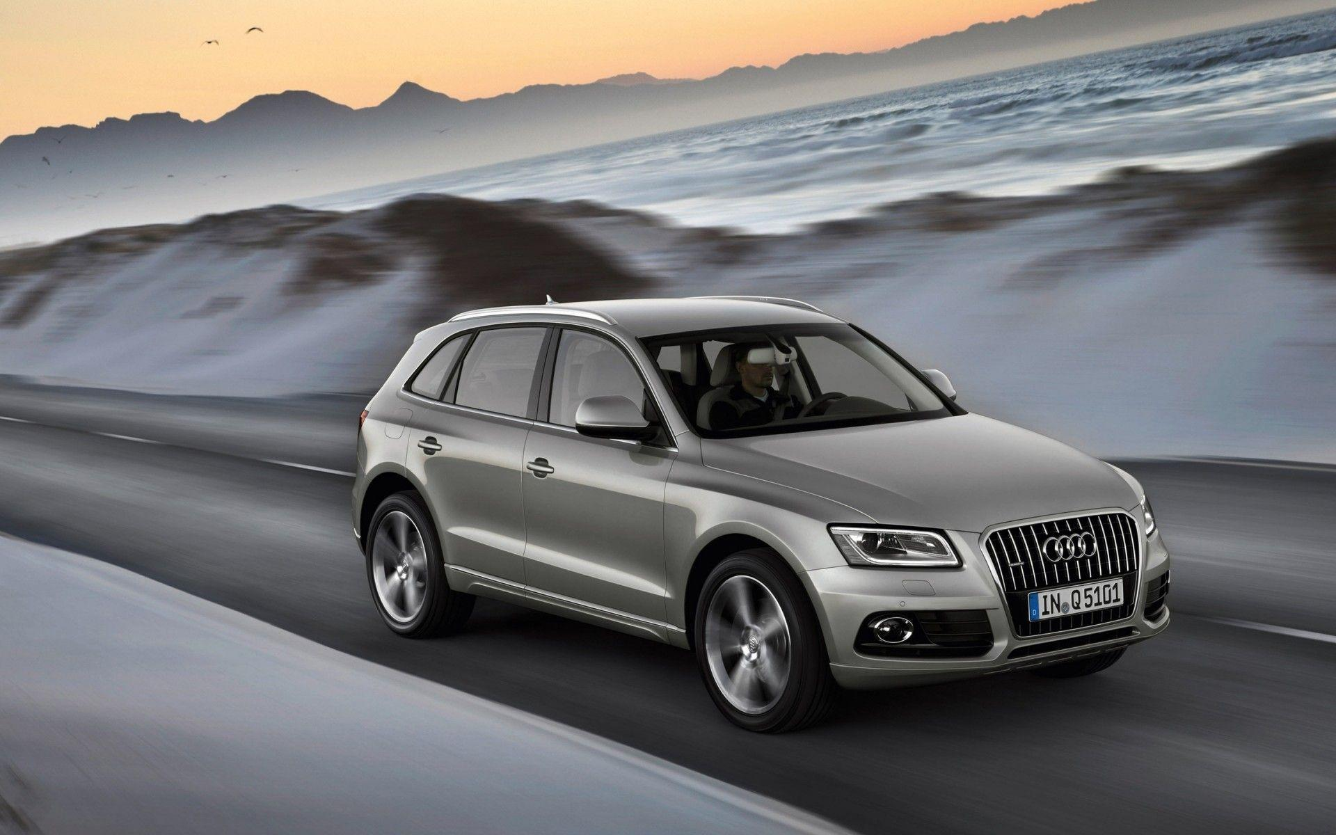 2013 Audi Q5. Android wallpapers for free