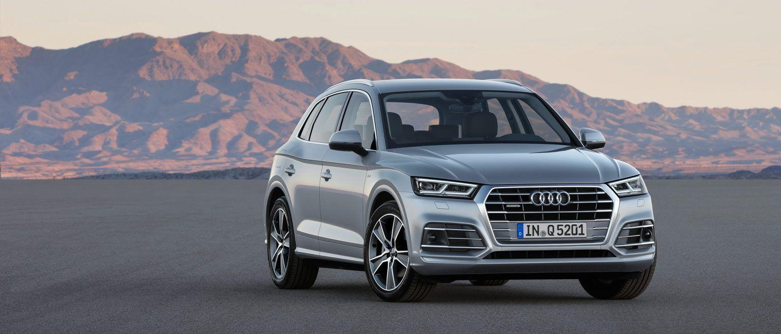 2019 Audi Q5 Exterior HD Wallpapers