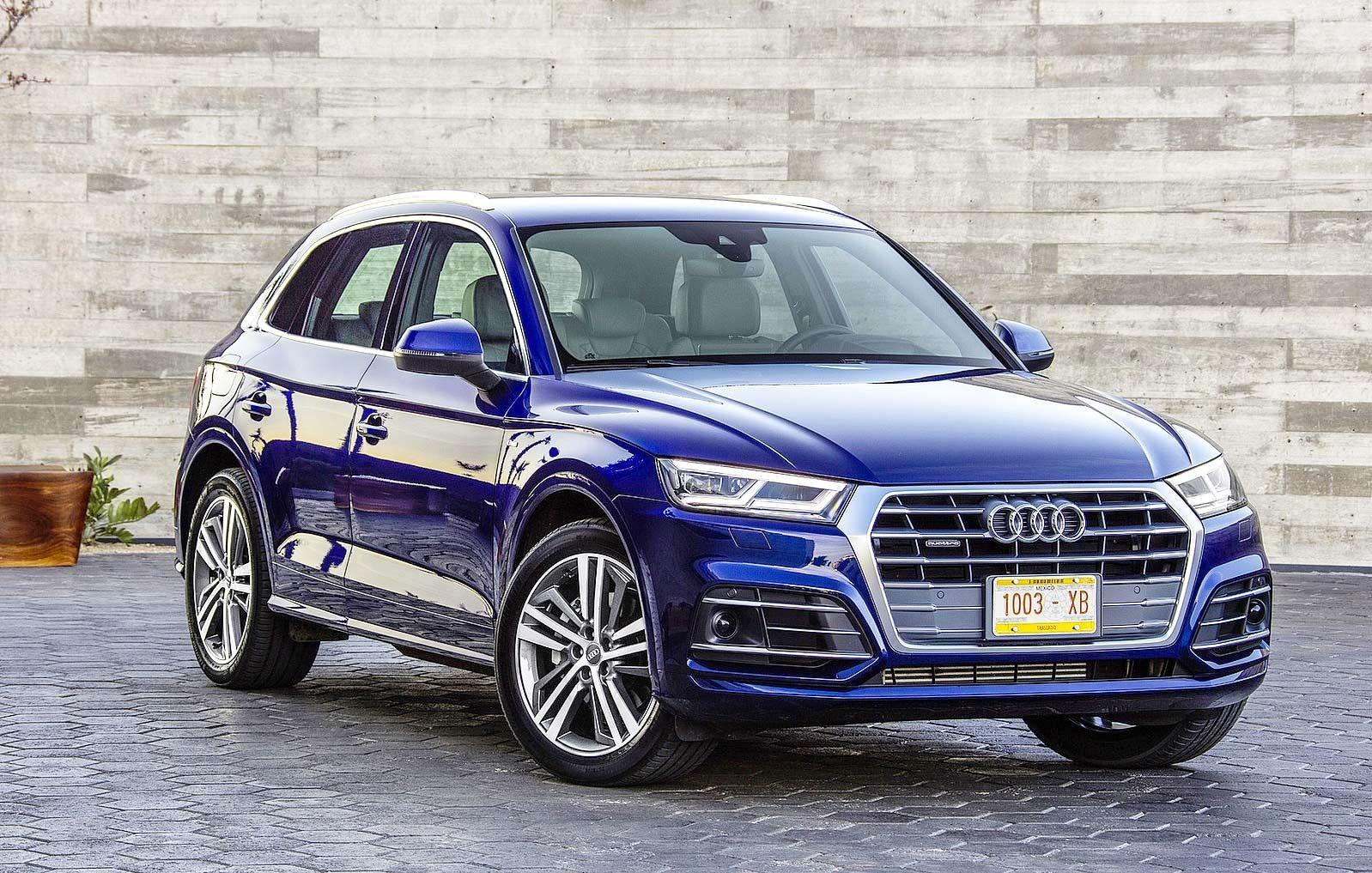 New 2019 Audi Q5 Look High Resolution Wallpapers