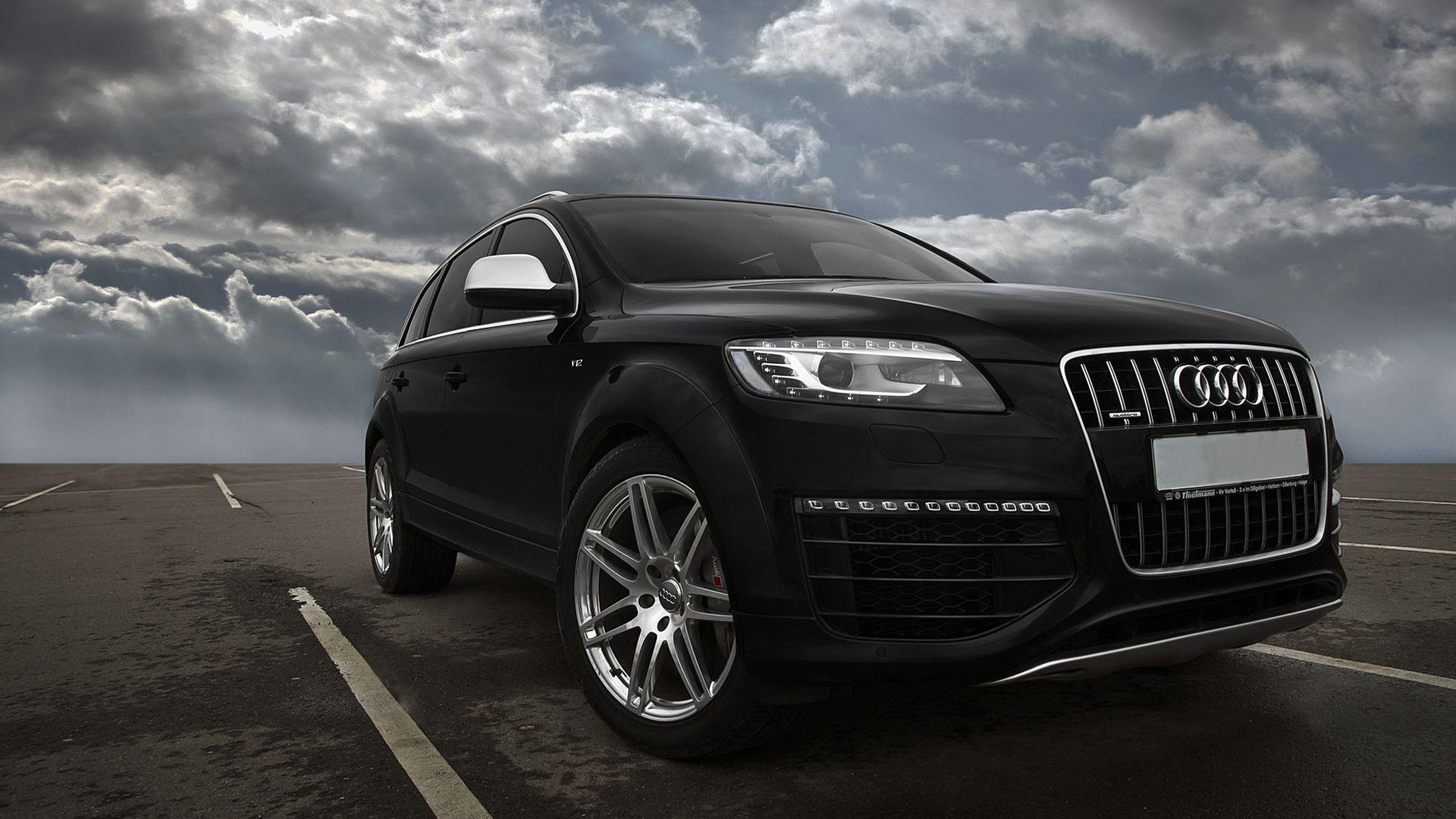 Interesting Audi Q7 HDQ Image Collection, HQ Definition Wallpapers