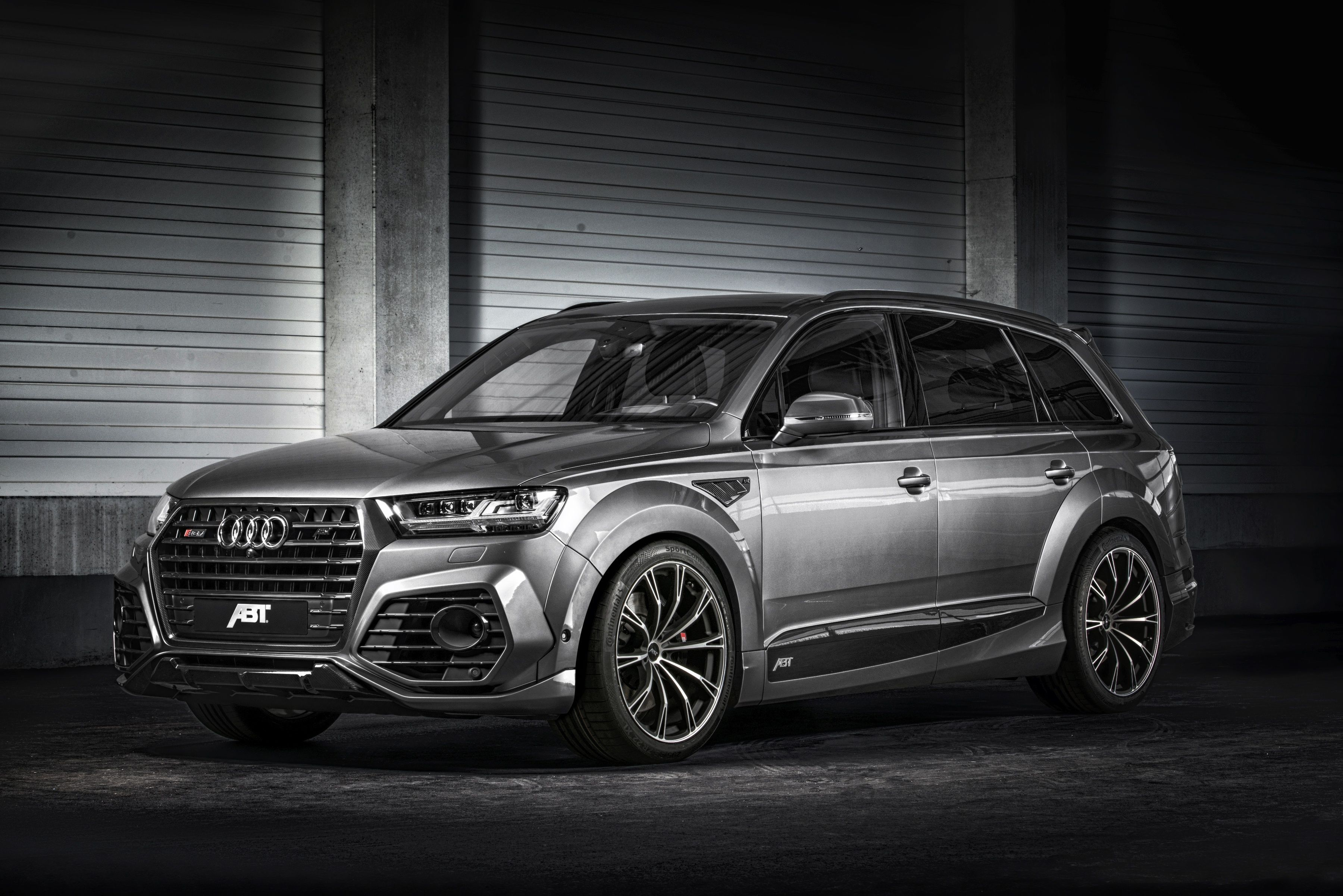 Audi Q7 ABT, HD Cars, 4k Wallpapers, Image, Backgrounds, Photos and