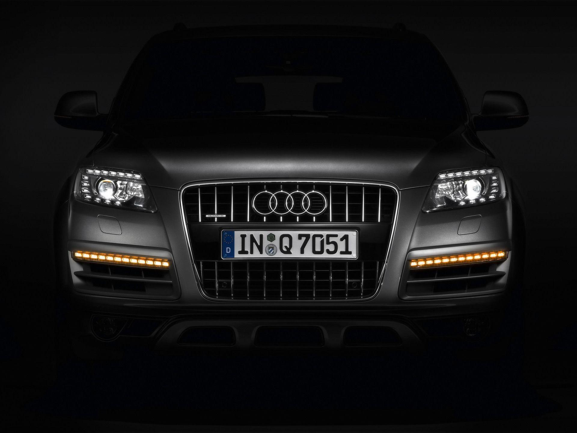 Q7 Wallpapers Audi Cars Wallpapers in jpg format for free download