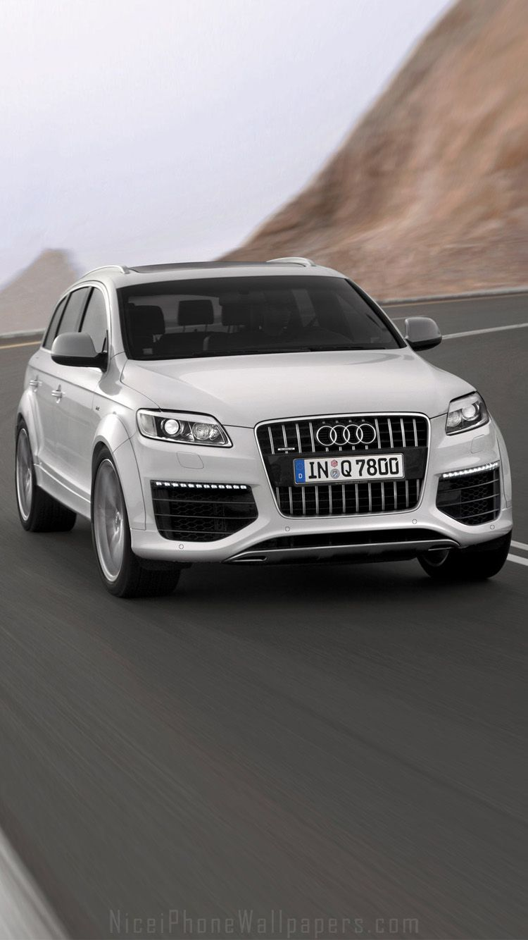 Audi Q7 iPhone 6/6 plus wallpapers and backgrounds
