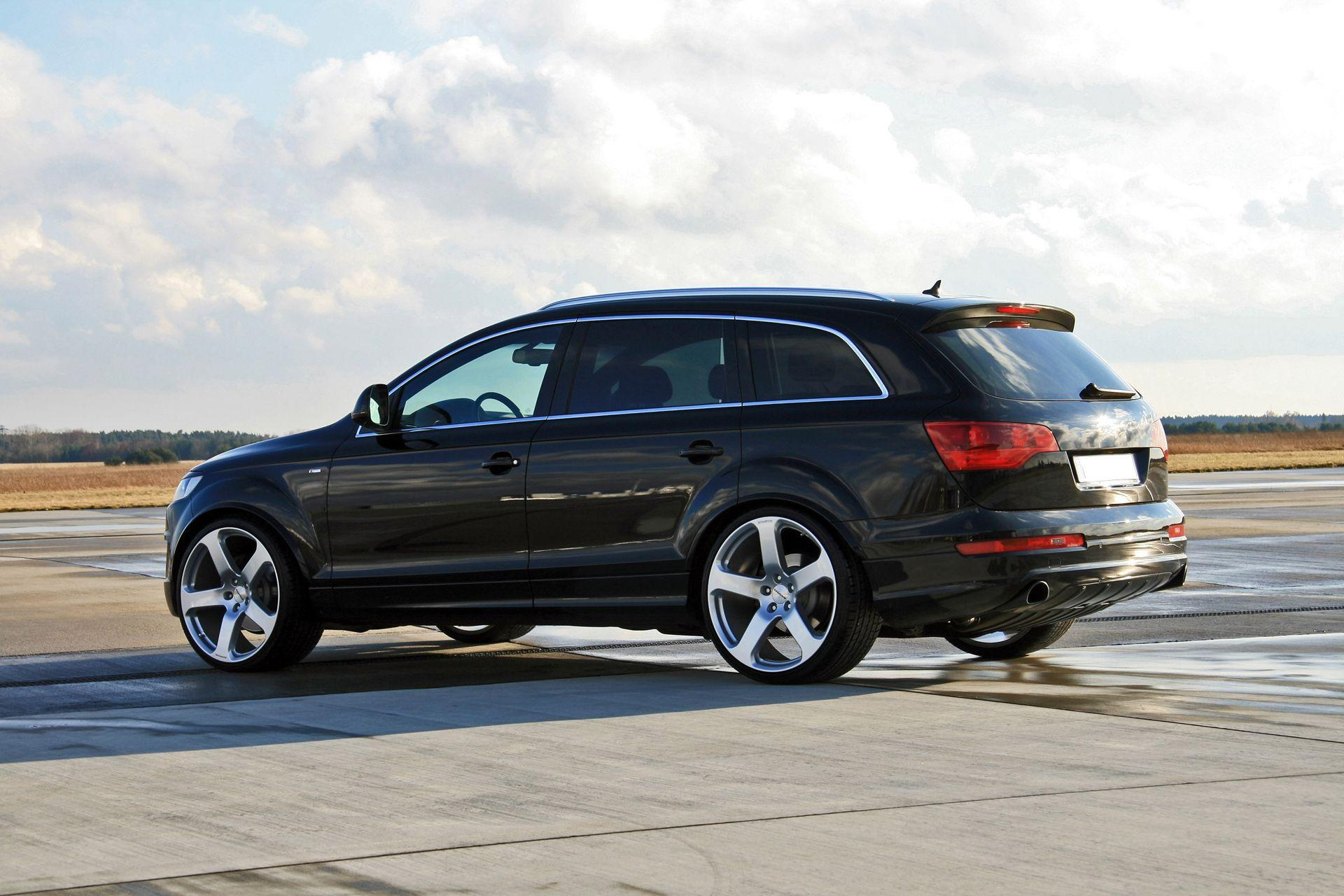 Audi Q7 Wallpapers Image Photos Pictures Backgrounds