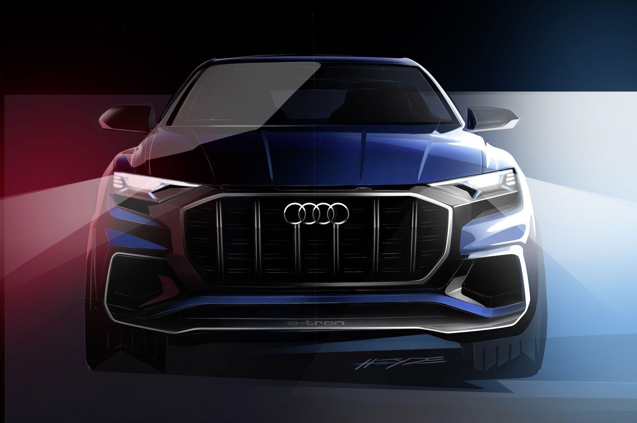 Audi Q8 Concept Wallpapers