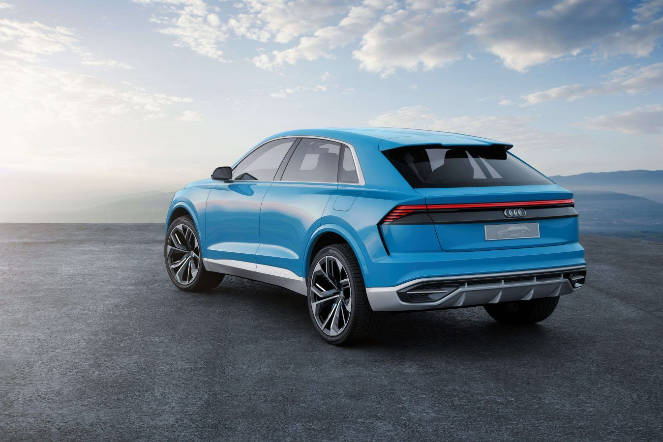 2020 Audi Q8 Exterior Wallpapers