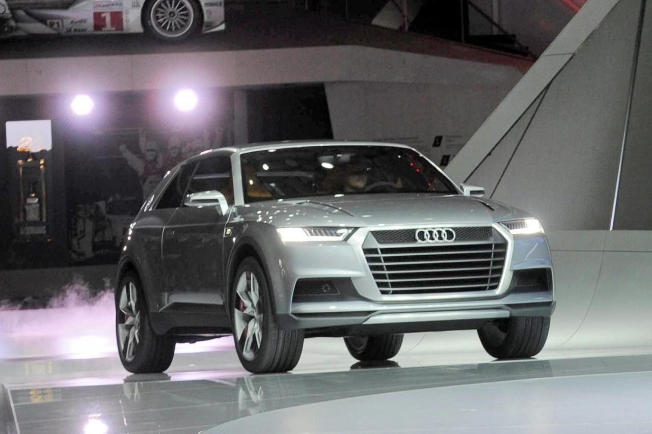 2017 Audi Q8 Review, Release date, Price, News