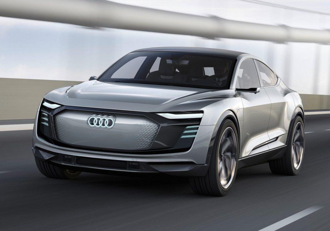 2019 Audi Q8 Engine High Resolution Wallpapers