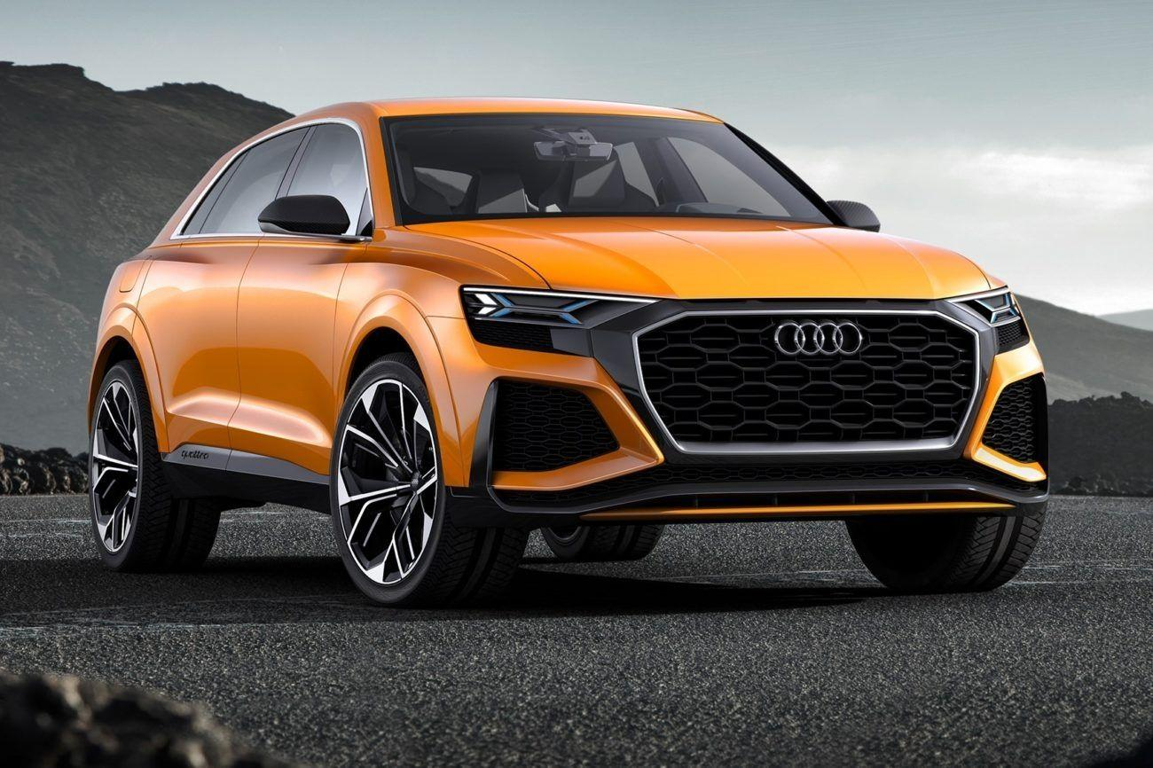 2020 Audi Q8 Interior High Resolution Wallpapers