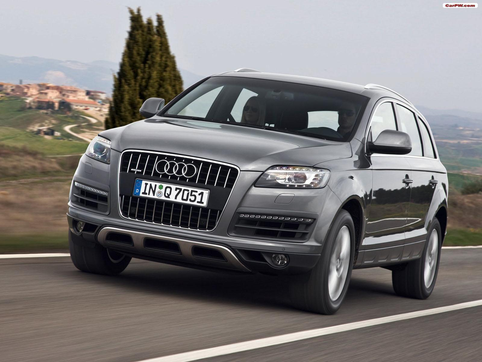 Abt Sportsline Audi Q7 Photos And Wallpapers Tuningnews Net