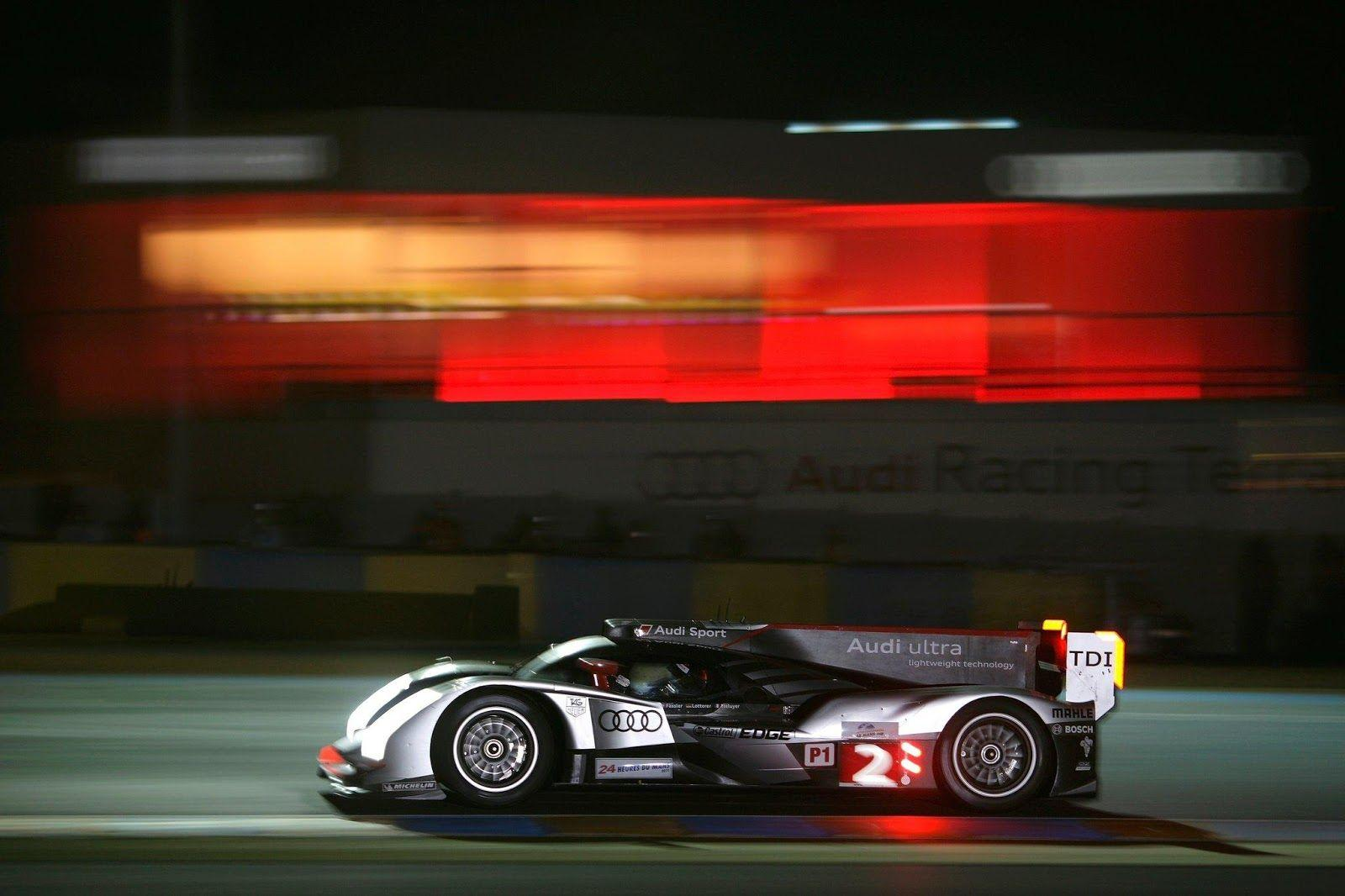 New Uk Cars: Free Picture And Wallpapers Of Audi r18