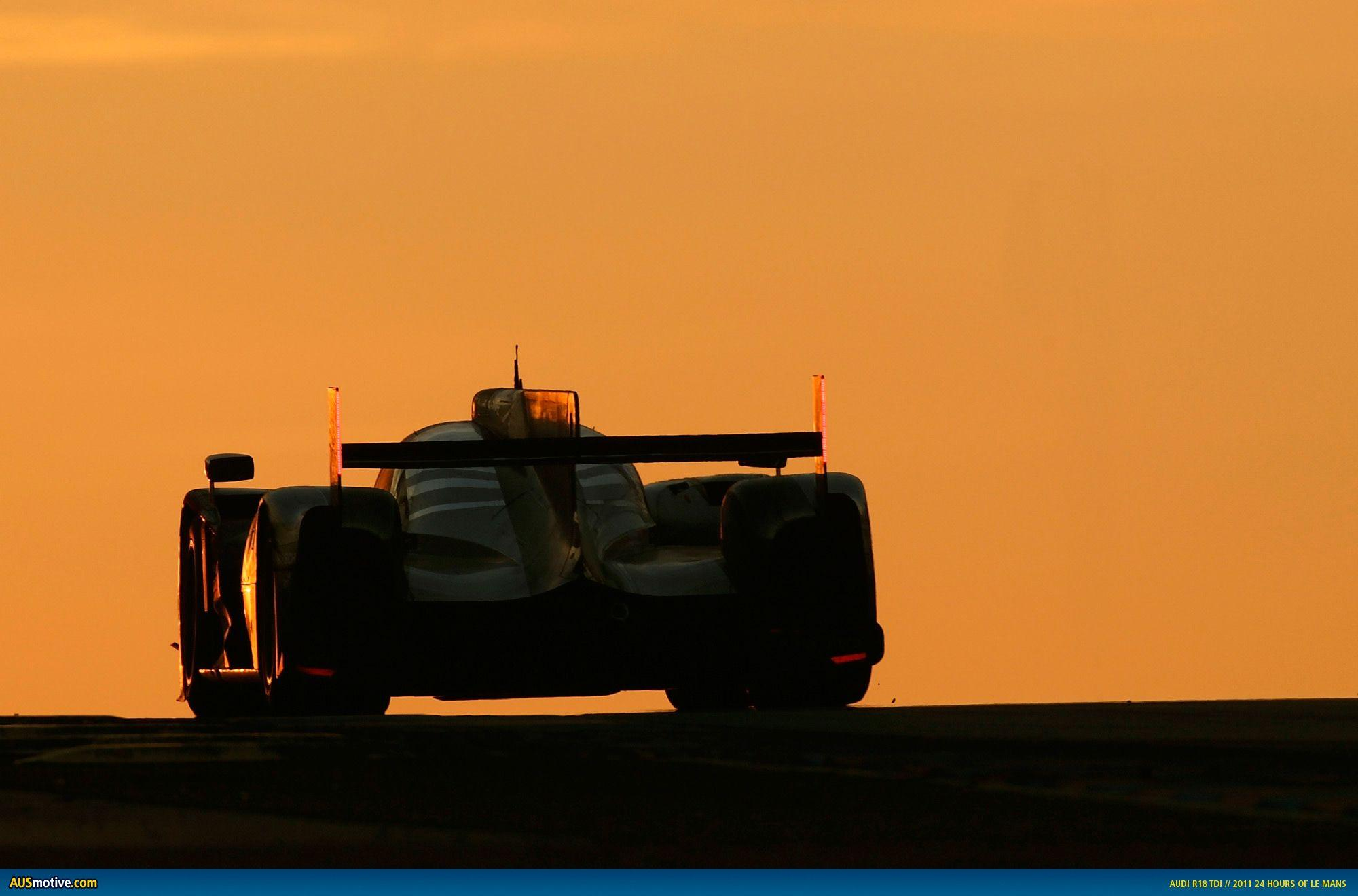 AUSmotive » Reliving Audi's 10th 24 Hours of Le Mans victory