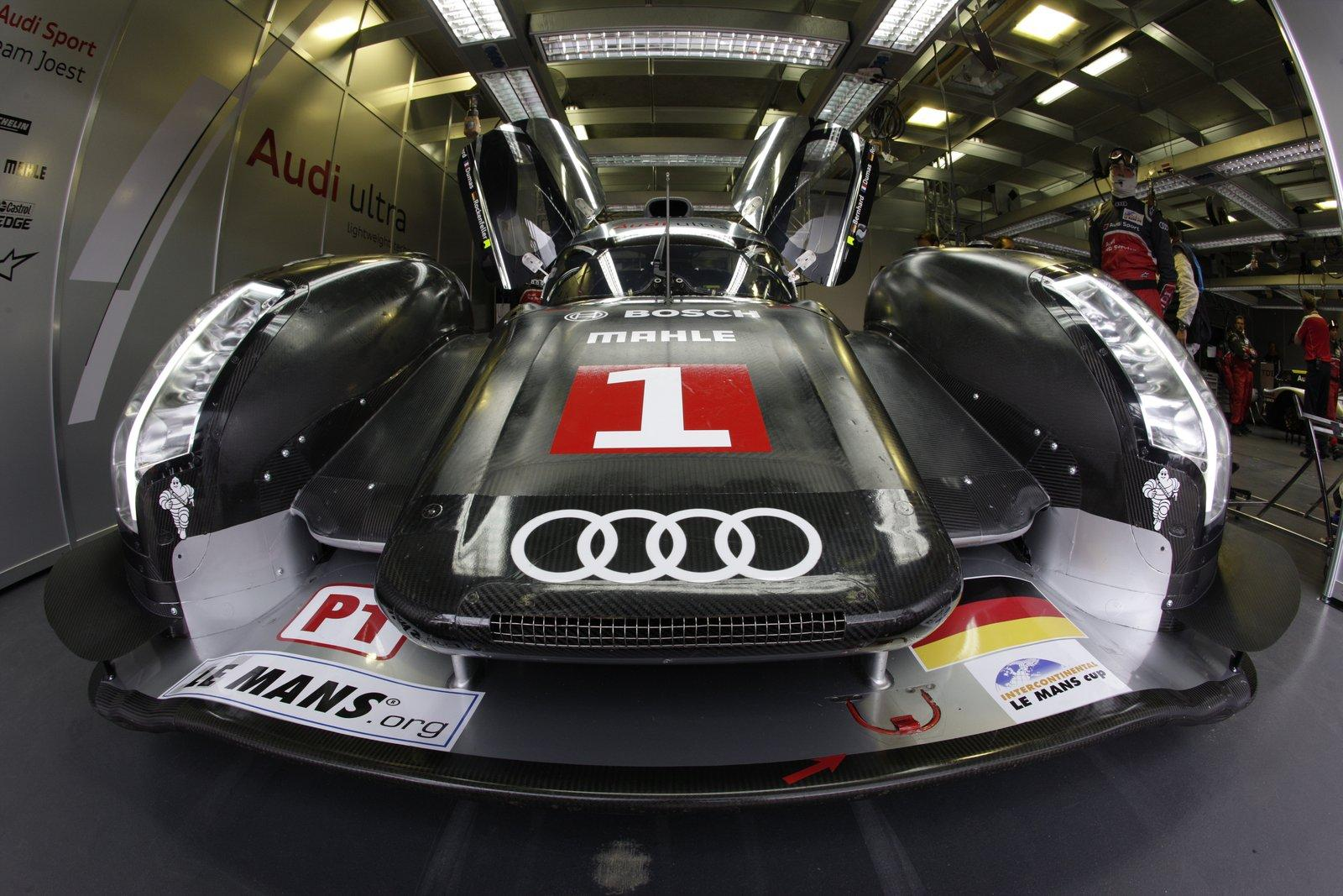 Le Mans 24hours Audi R18 TDI Hybrid 2012 photo 75187 pictures at