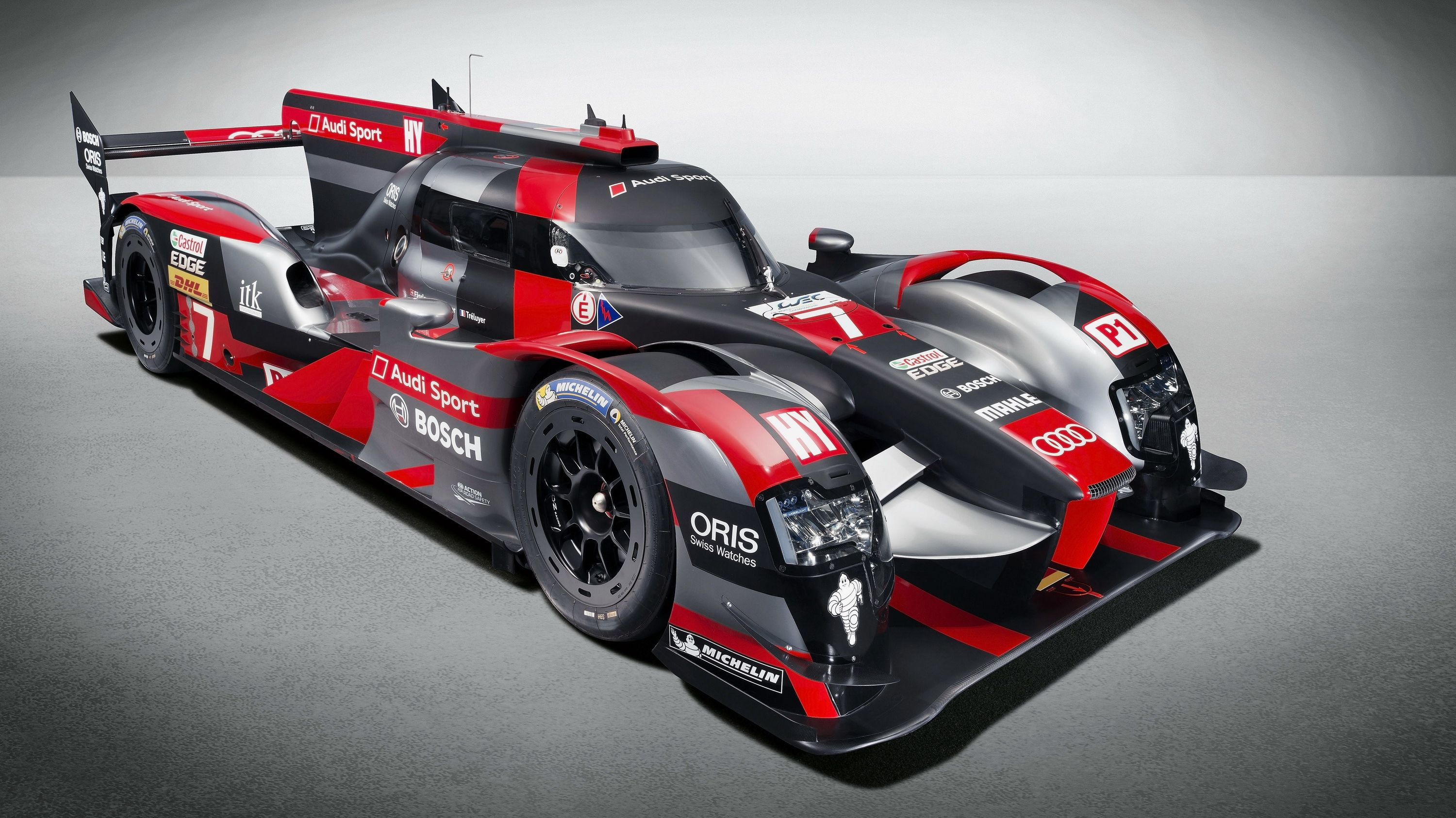 2016 Audi R18 Pictures, Photos, Wallpapers.