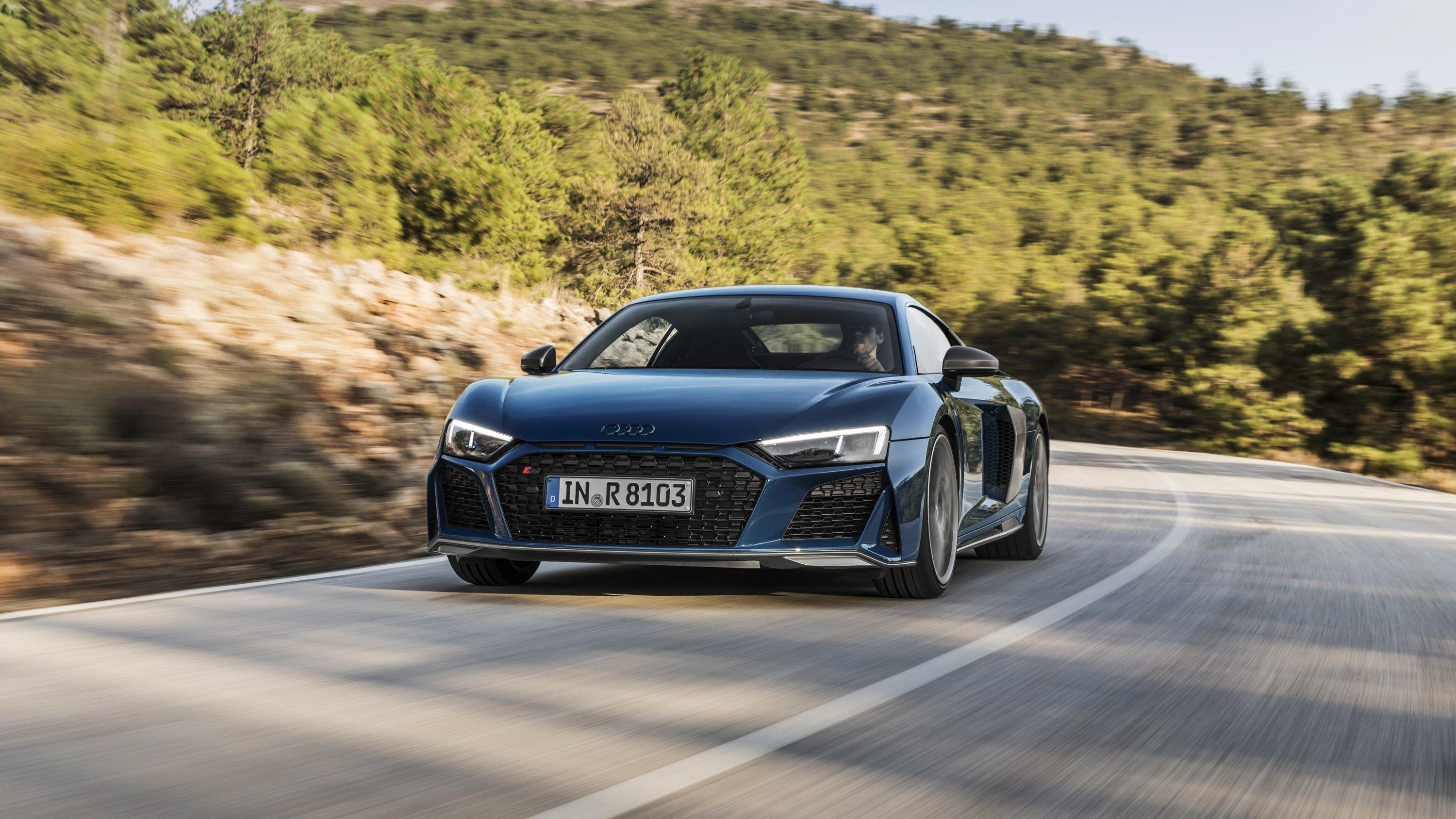 Wallpapers Of The Day: 2019 Audi R8