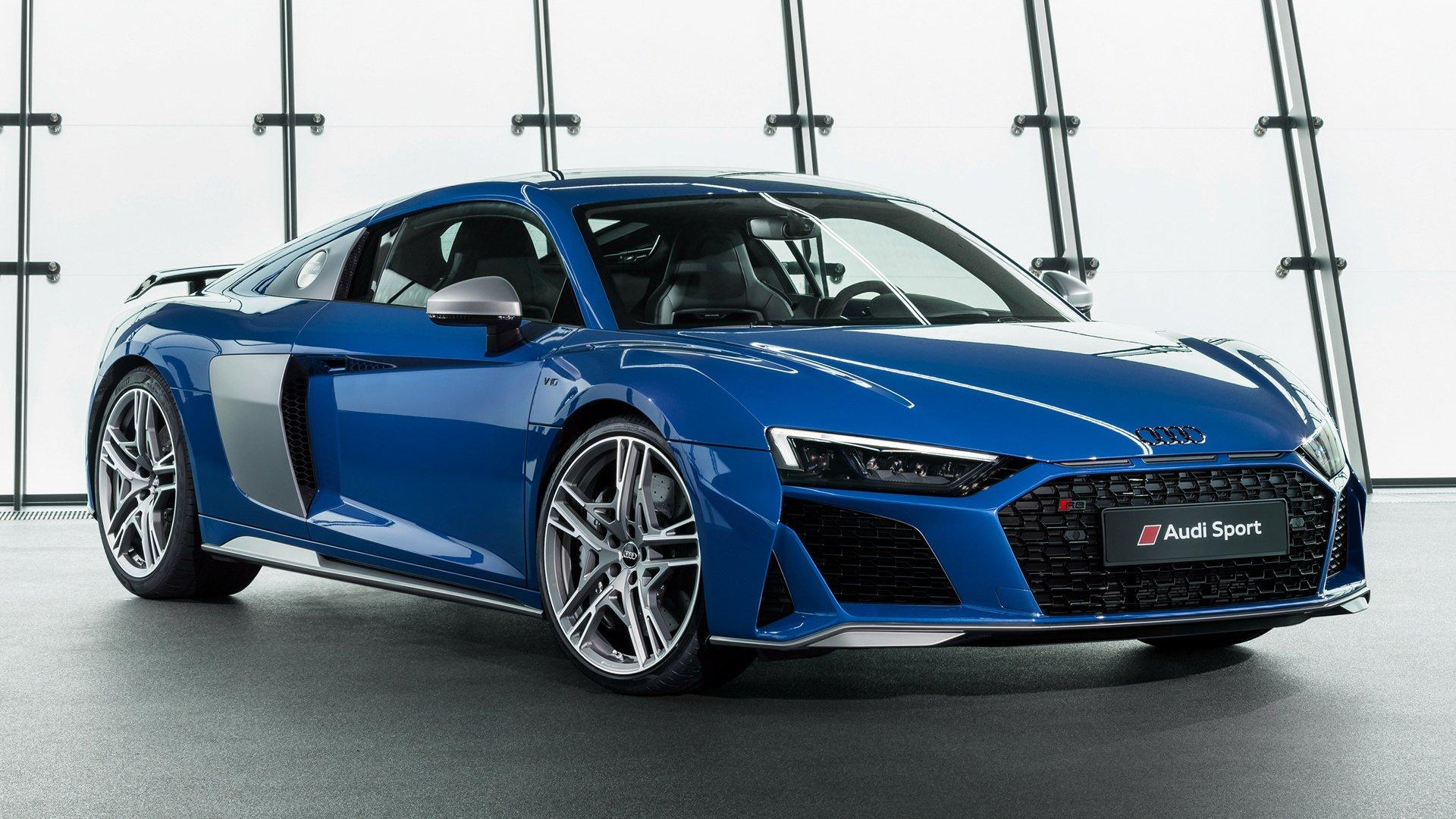 2019 Audi R8 Coupe HD Wallpapers