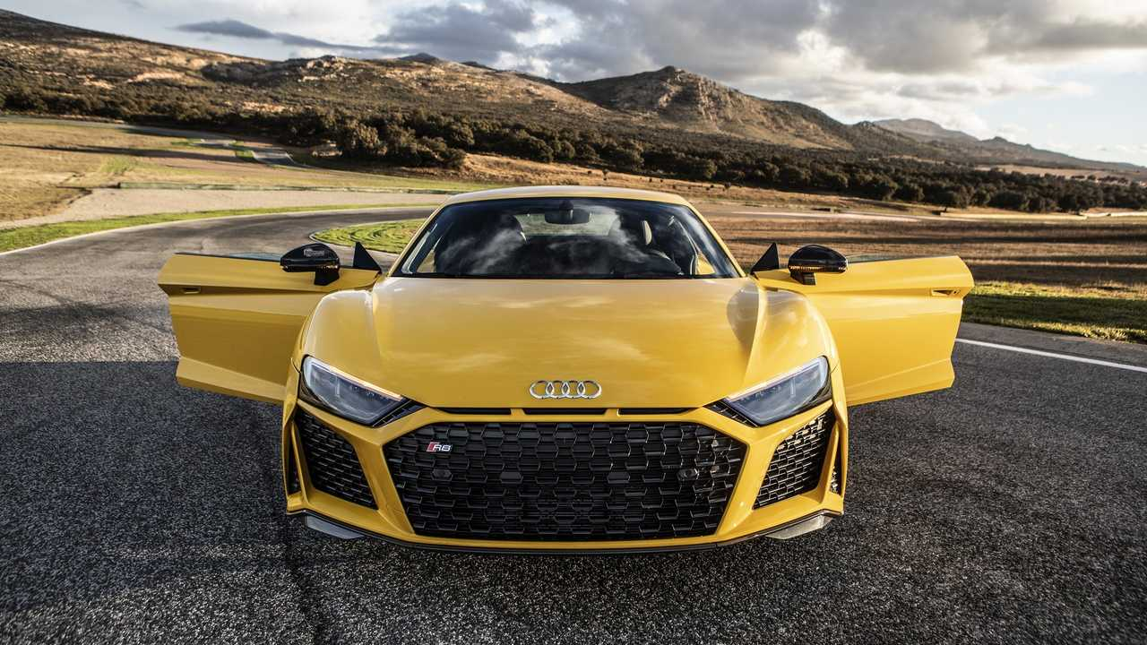2019 Audi R8 V10 Performance: First Detailed Look