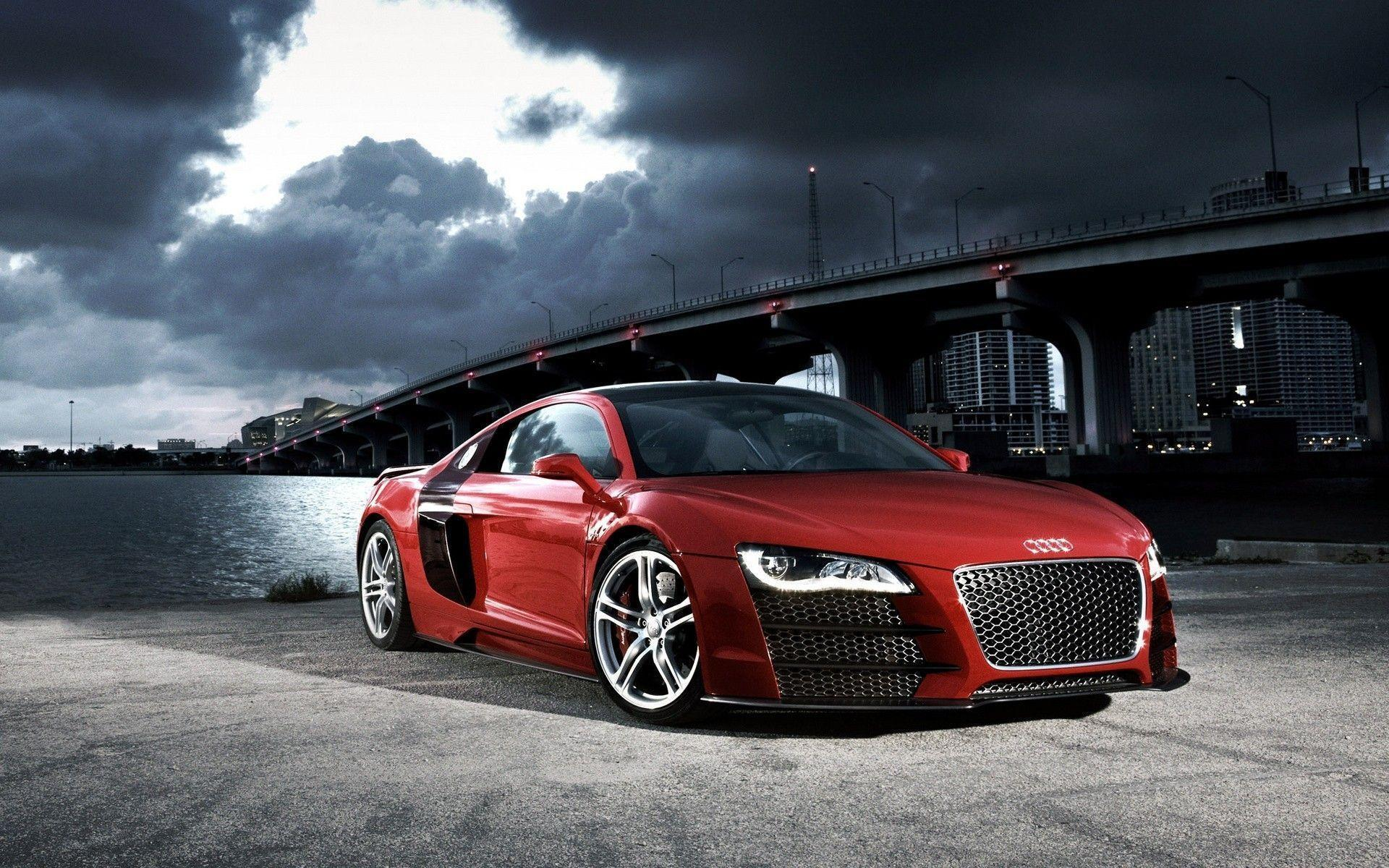Audi R8 TDI Le Mans Concept Wallpapers
