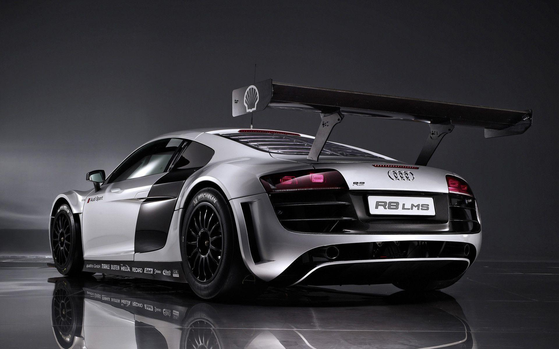 Most Downloaded Audi R8 Wallpapers