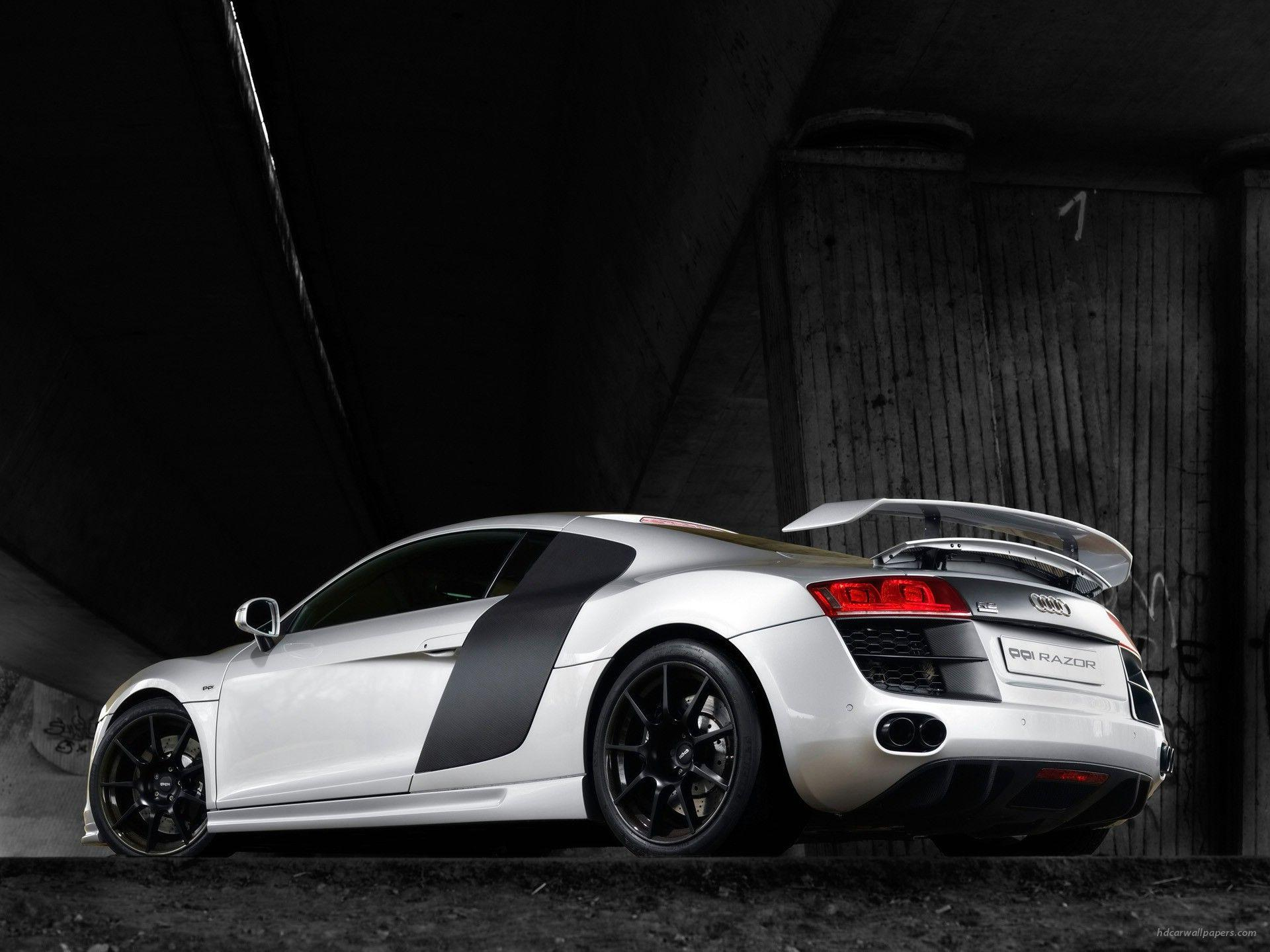Audi R8 Desktop HD Wallpapers