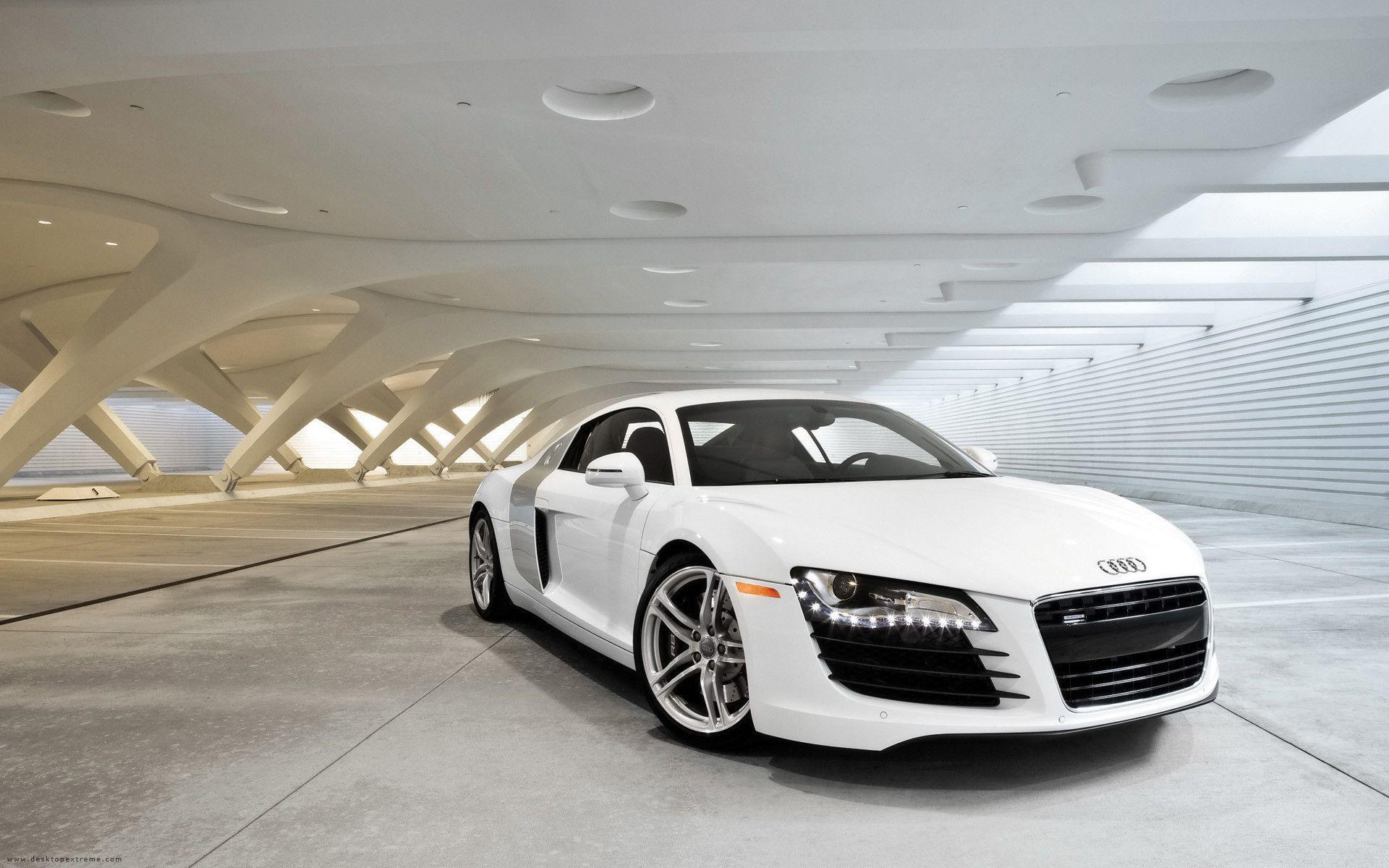 Audi R8 Hd Wallpapers and Backgrounds