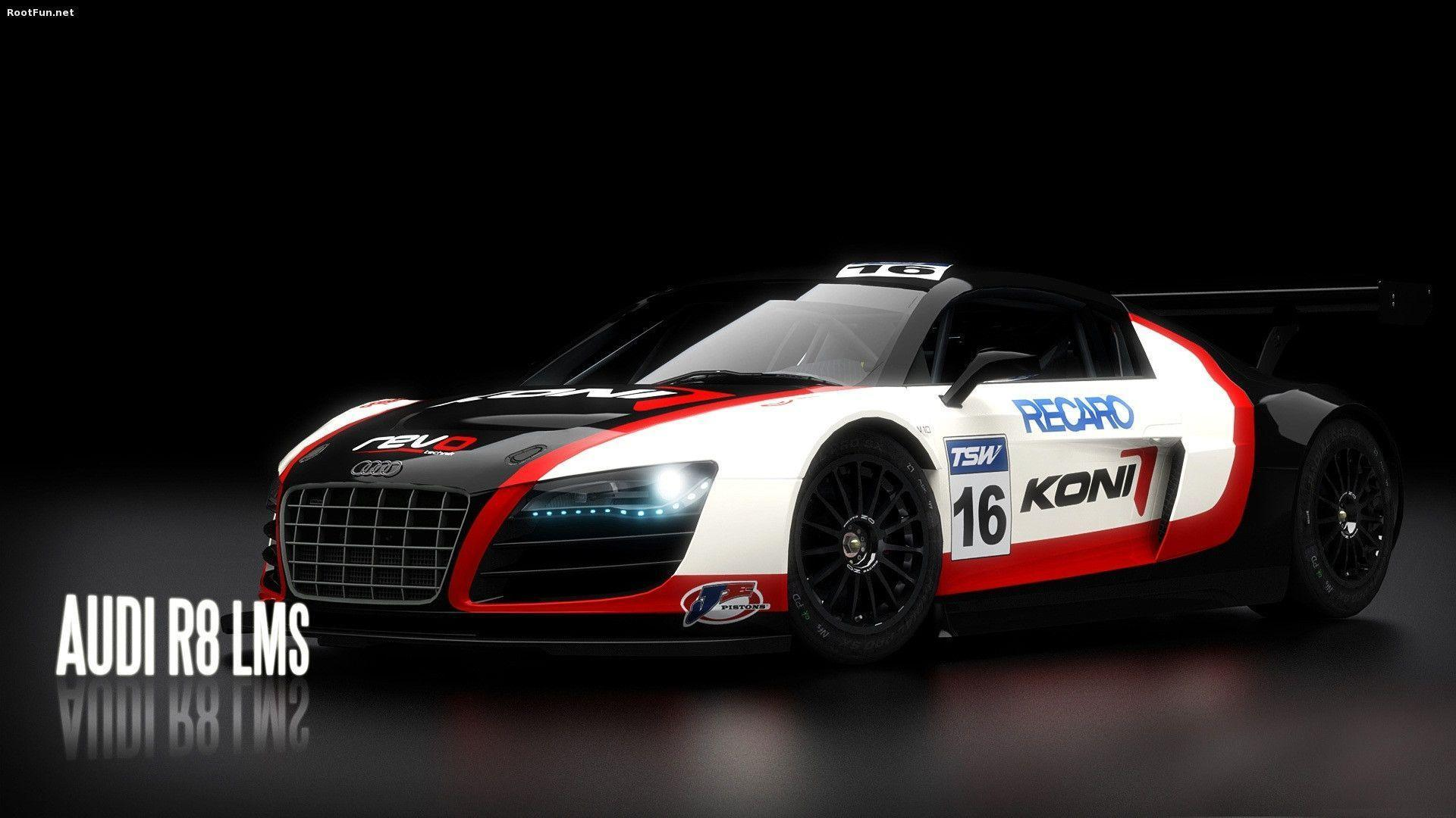 audi r8 lms hd Wallpapers