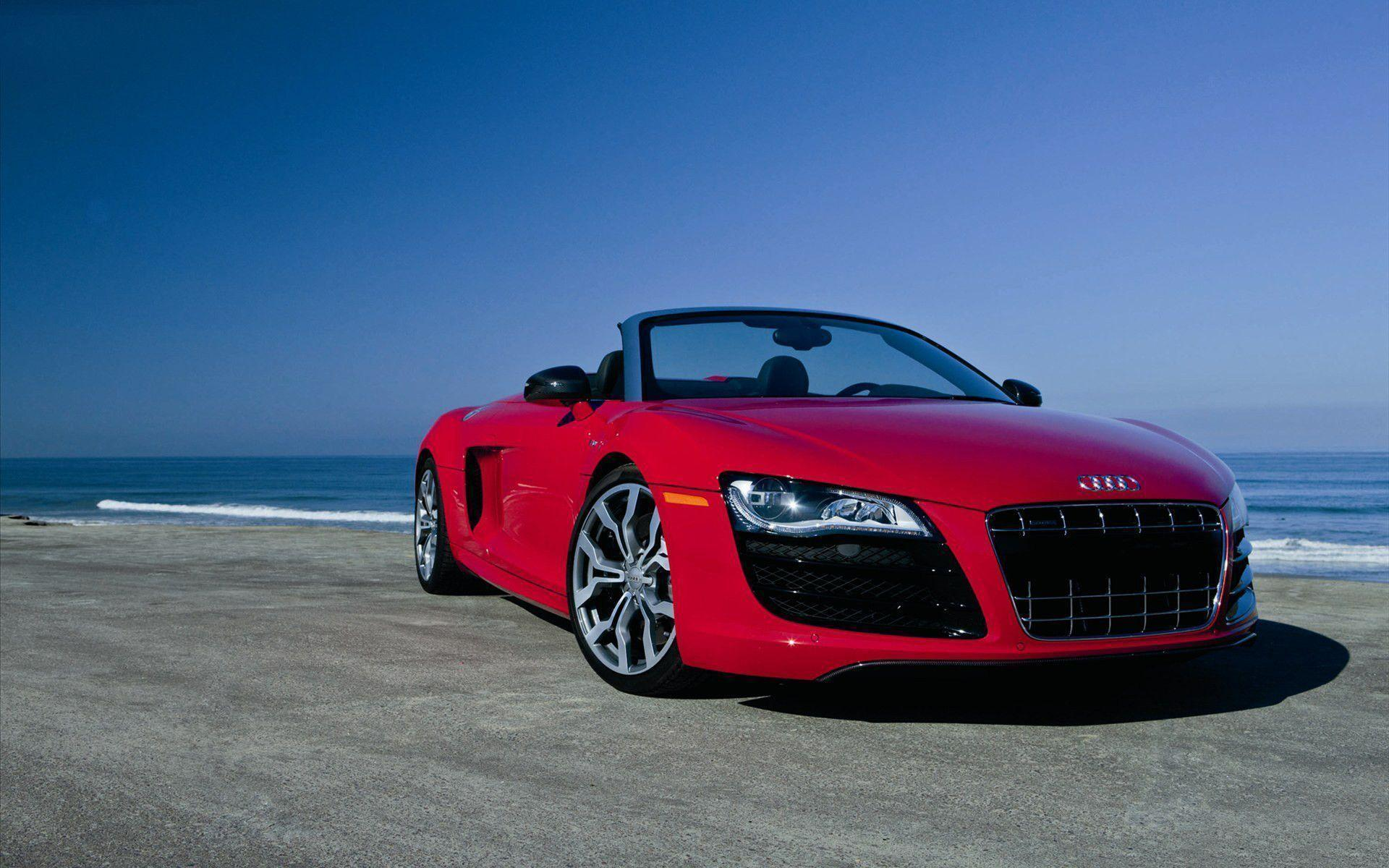 Audi R8 GT Spyder 2012 Wallpapers