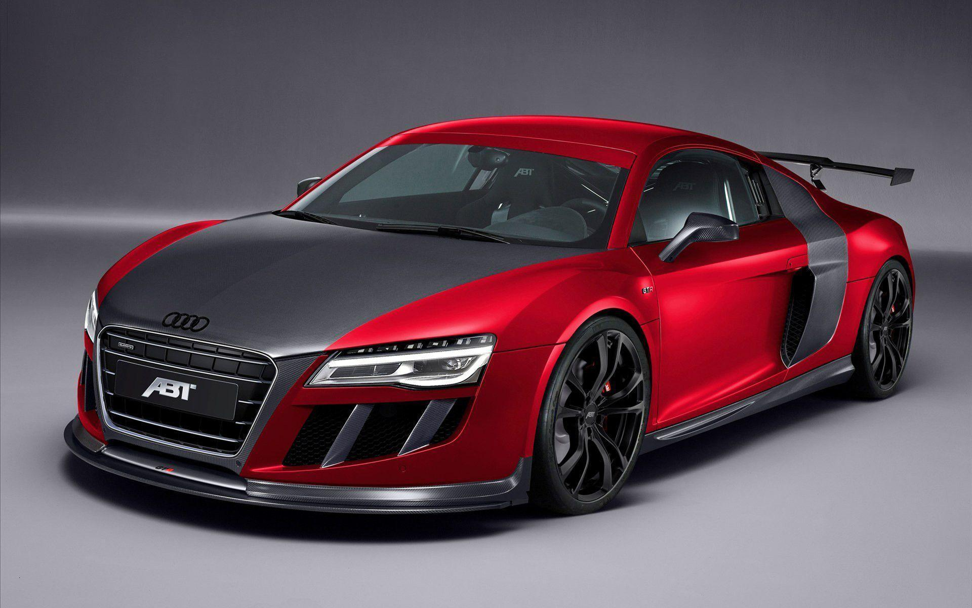 2013 ABT Audi R8 GTR Wallpapers
