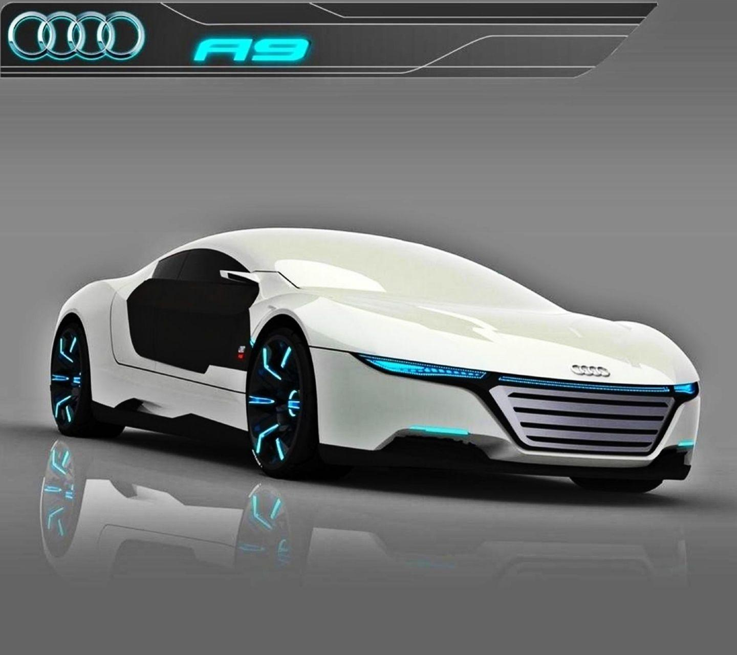 Download AUDI A9 1440 x 1280 Wallpapers