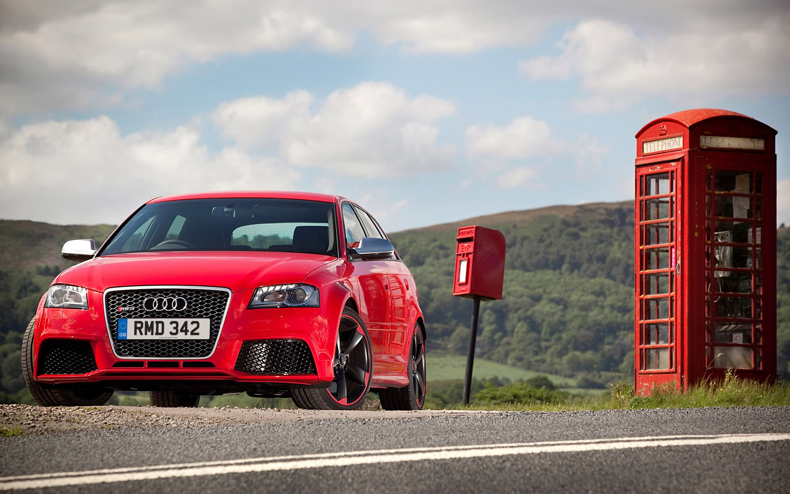 Audi RS3 Sportback wallpapers and image