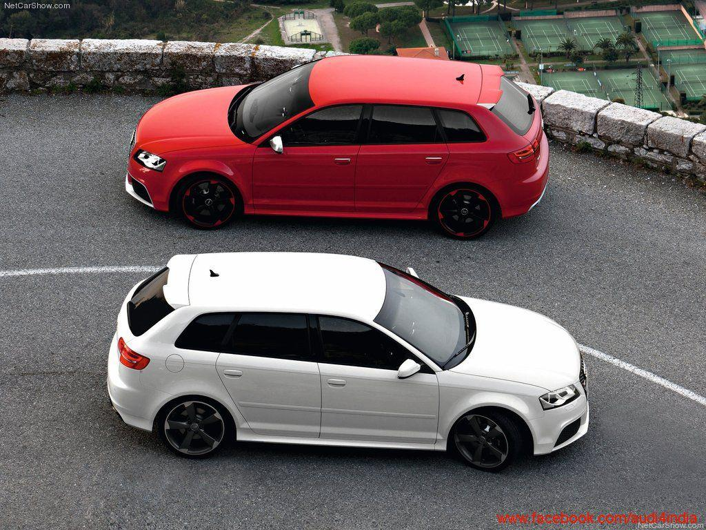 The All New 2011 Audi RS3 Sportback