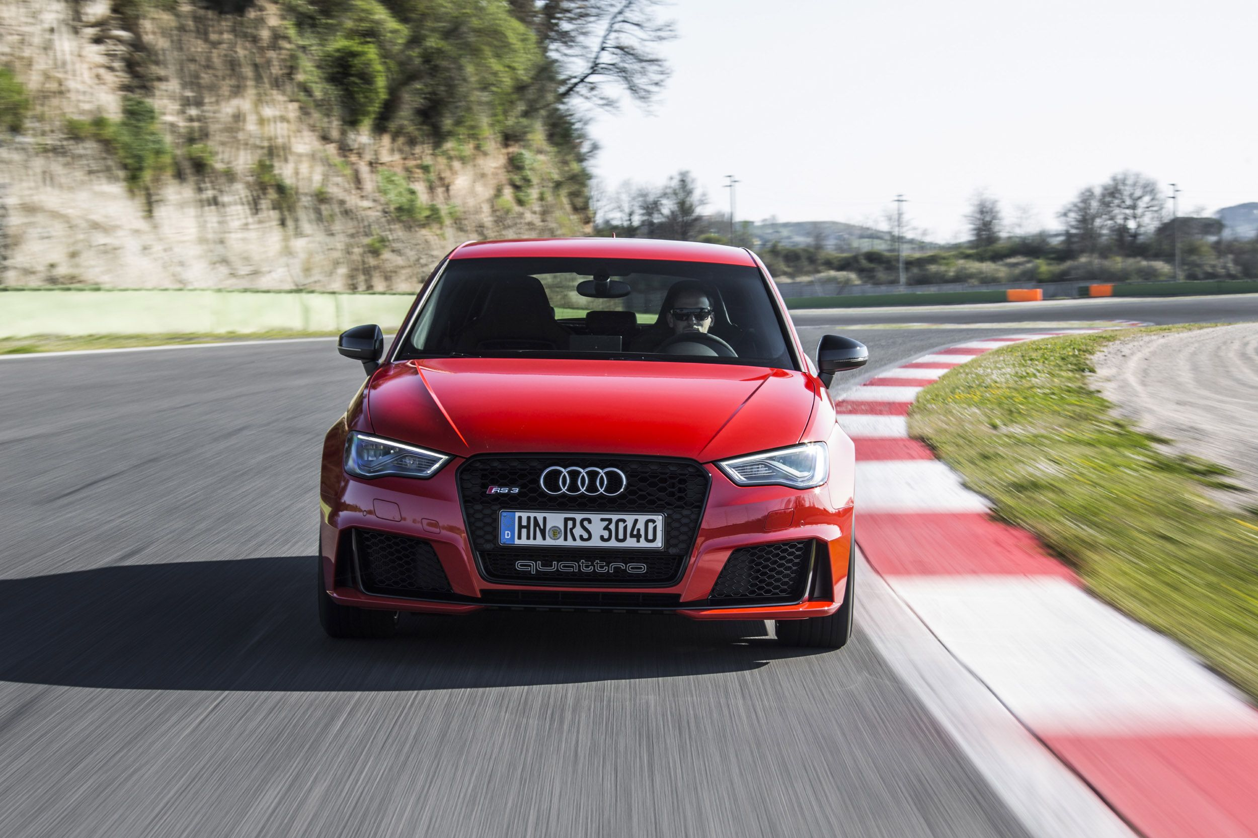 Audi RS3 Sportback first drive review: price, specifications and 0