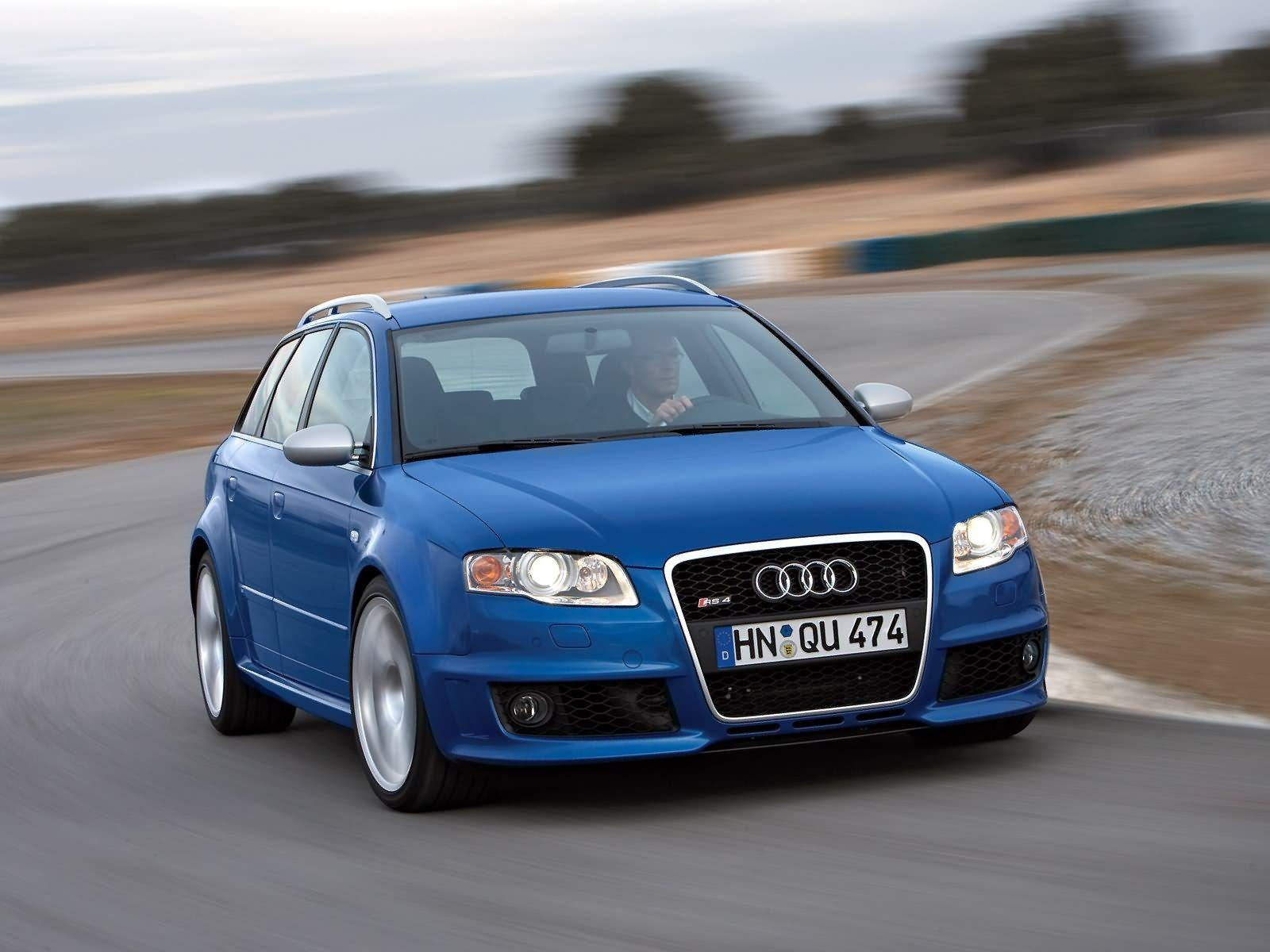 audi rs4 wallpapers