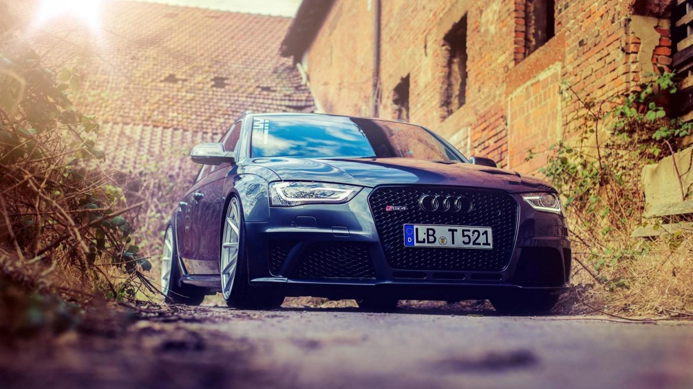 Audi RS4 Wallpapers 15