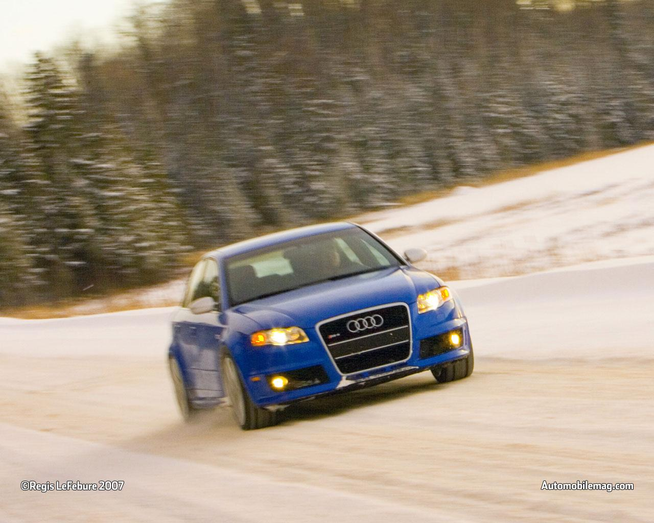 Cars Wallpapers: audi rs4 Wallpapers