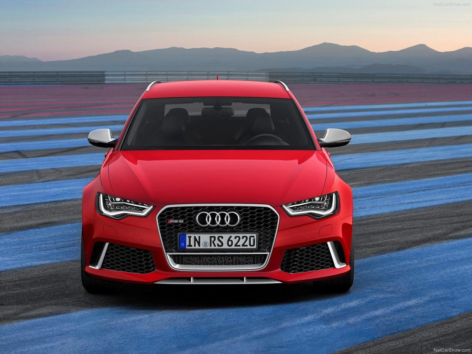 37 Audi RS6 HD Wallpapers