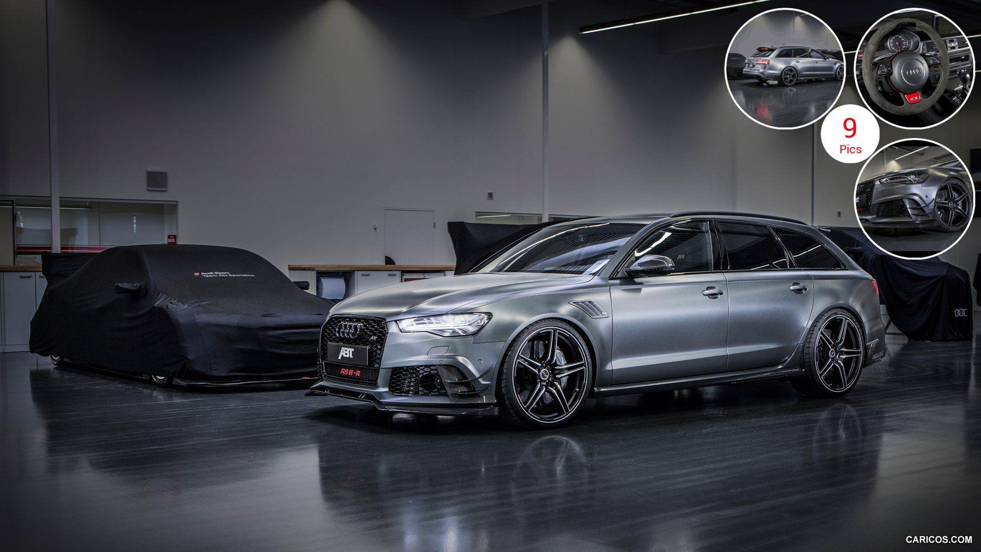 2015 ABT RS6