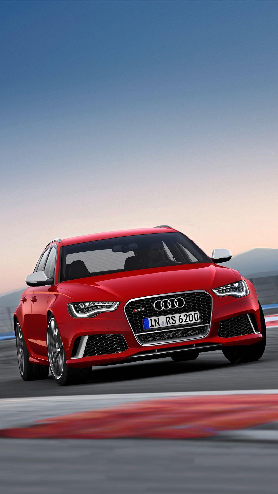 Audi RS6 htc one wallpapers