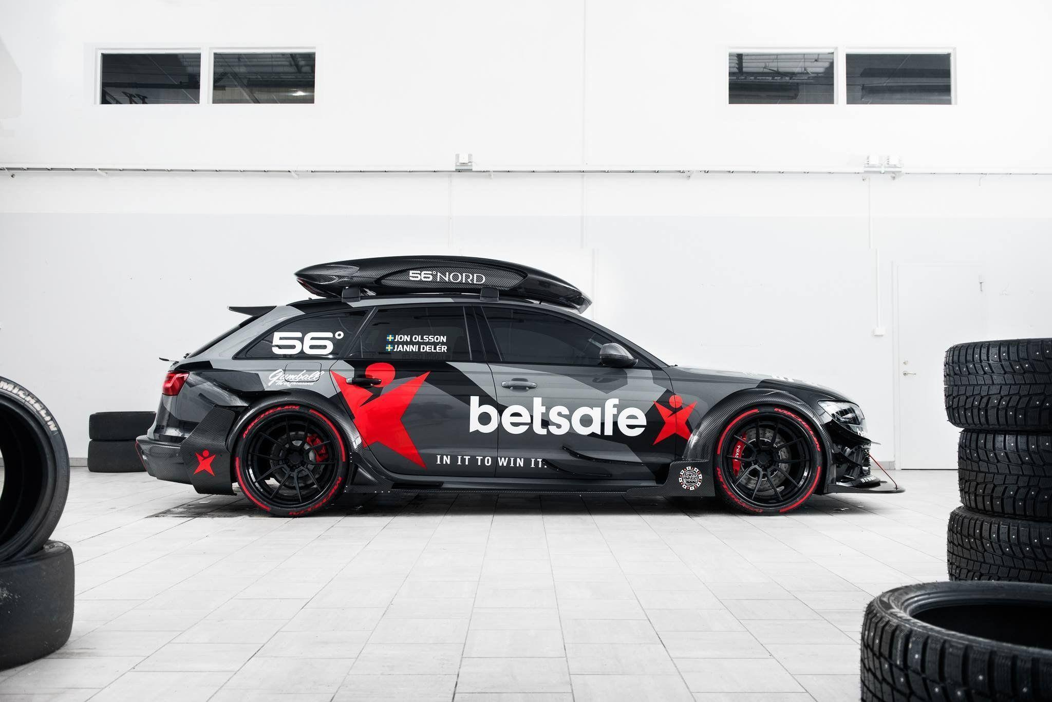 Audi RS6 DTM Jon Olsson cars modified wallpapers