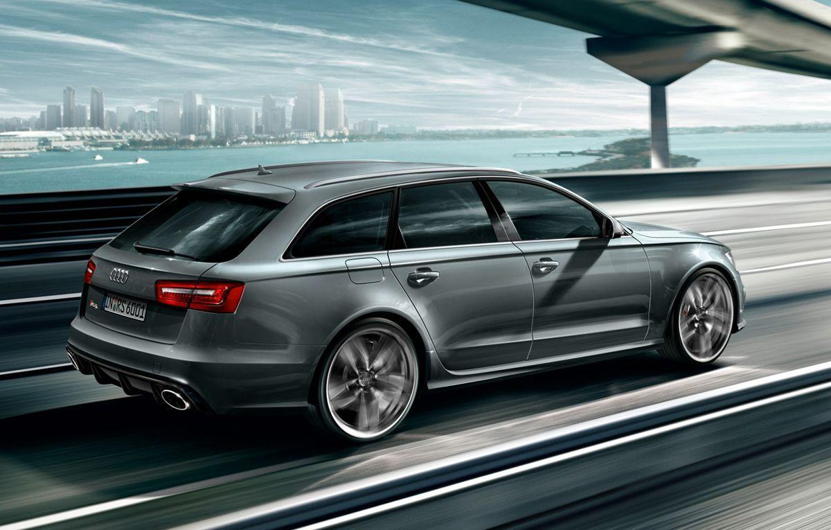 Audi RS6 Wallpapers