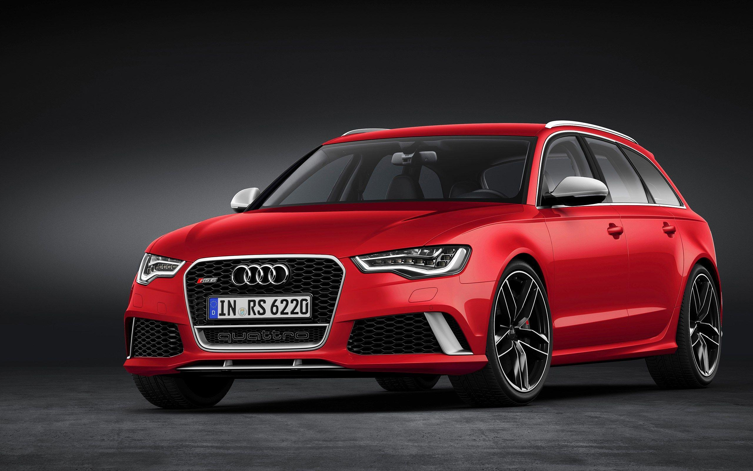 audi rs6 wallpapers and backgrounds