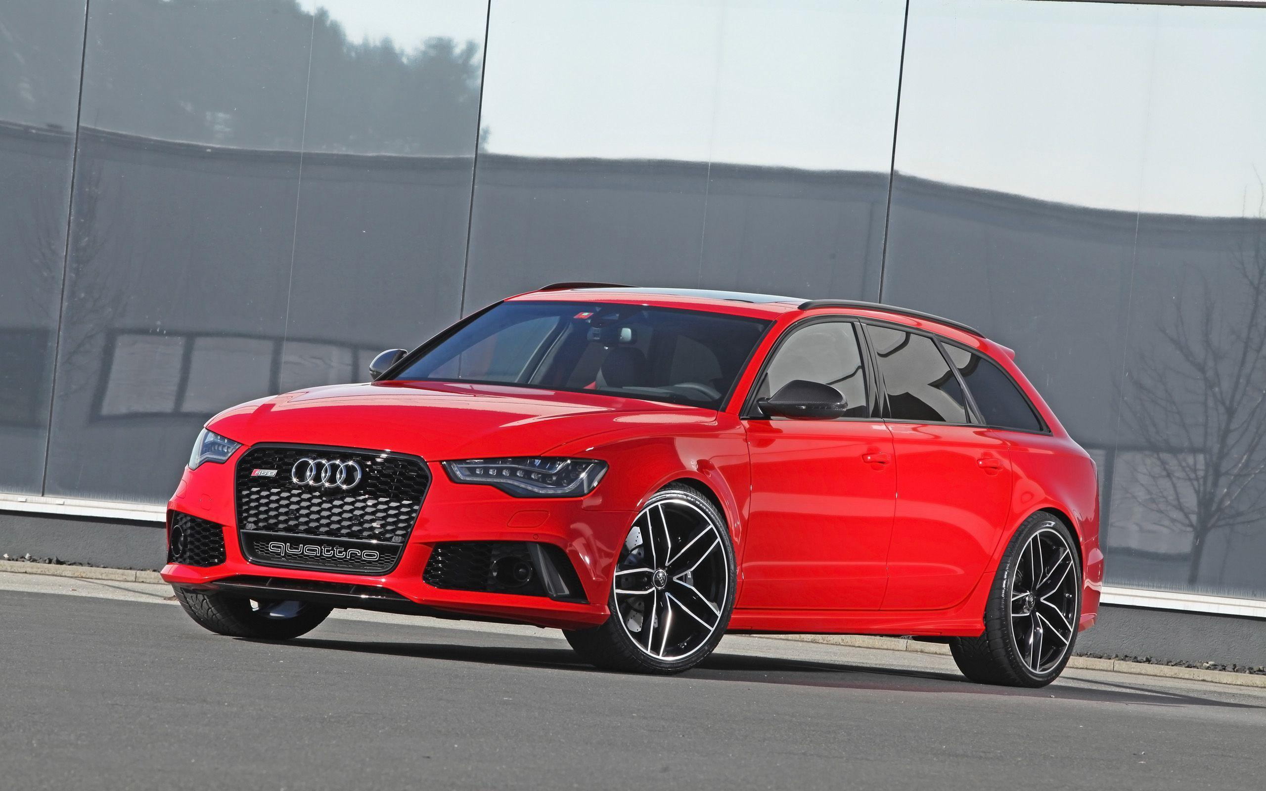 2014 HPerformance Audi RS6 AS Wallpapers
