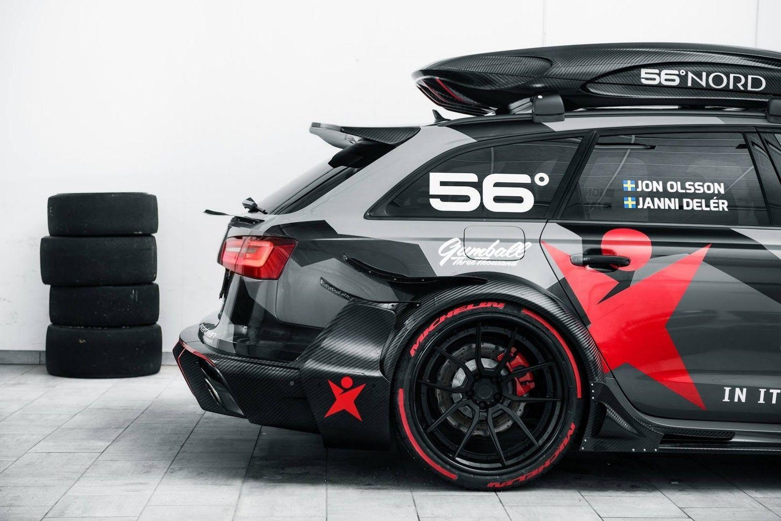 RS6, Audi RS6, Gumball, Gumball 3000 Wallpapers HD / Desktop and