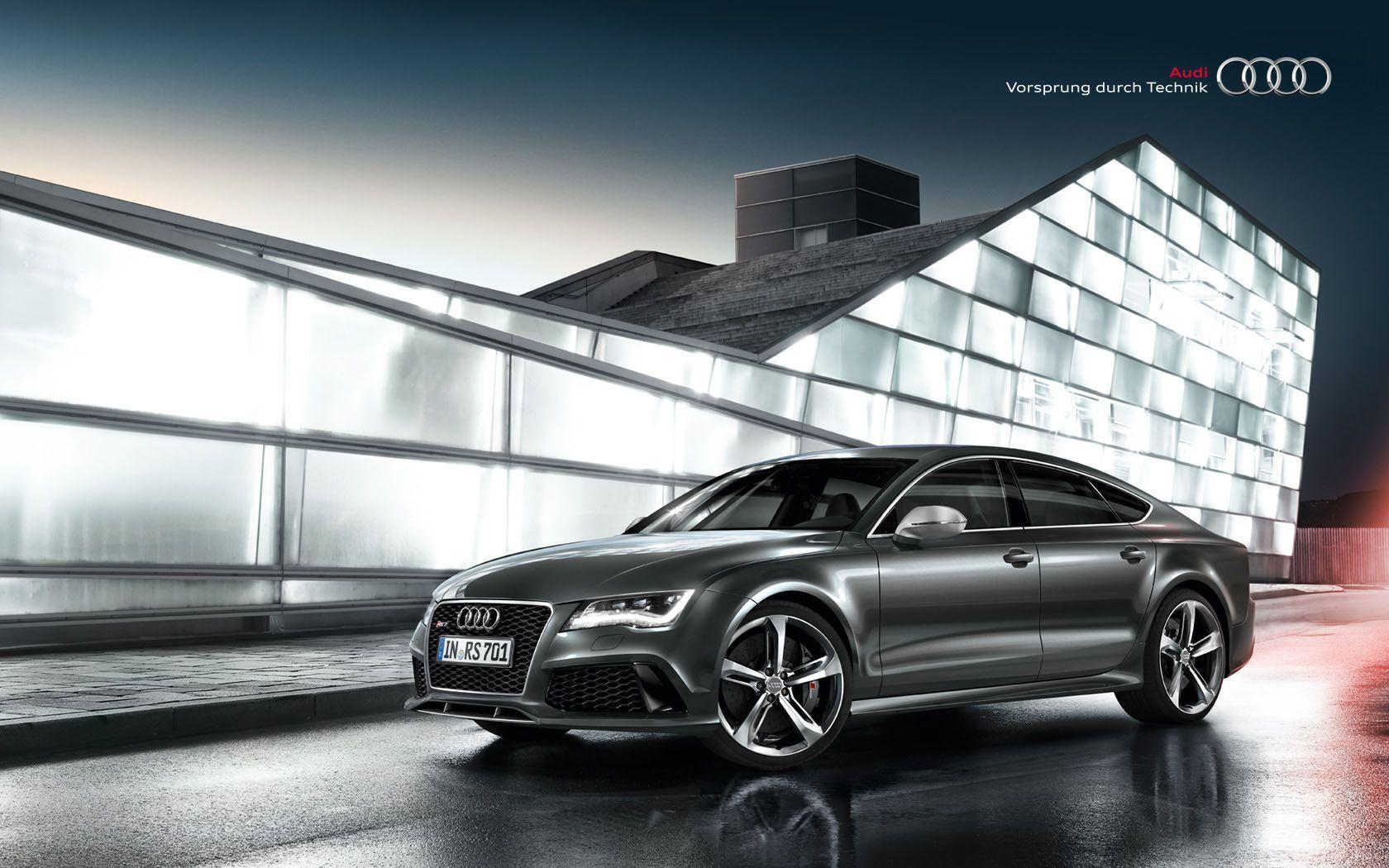 Audi RS7 Wallpapers 47385 1680x1050 px ~ HDWallSource