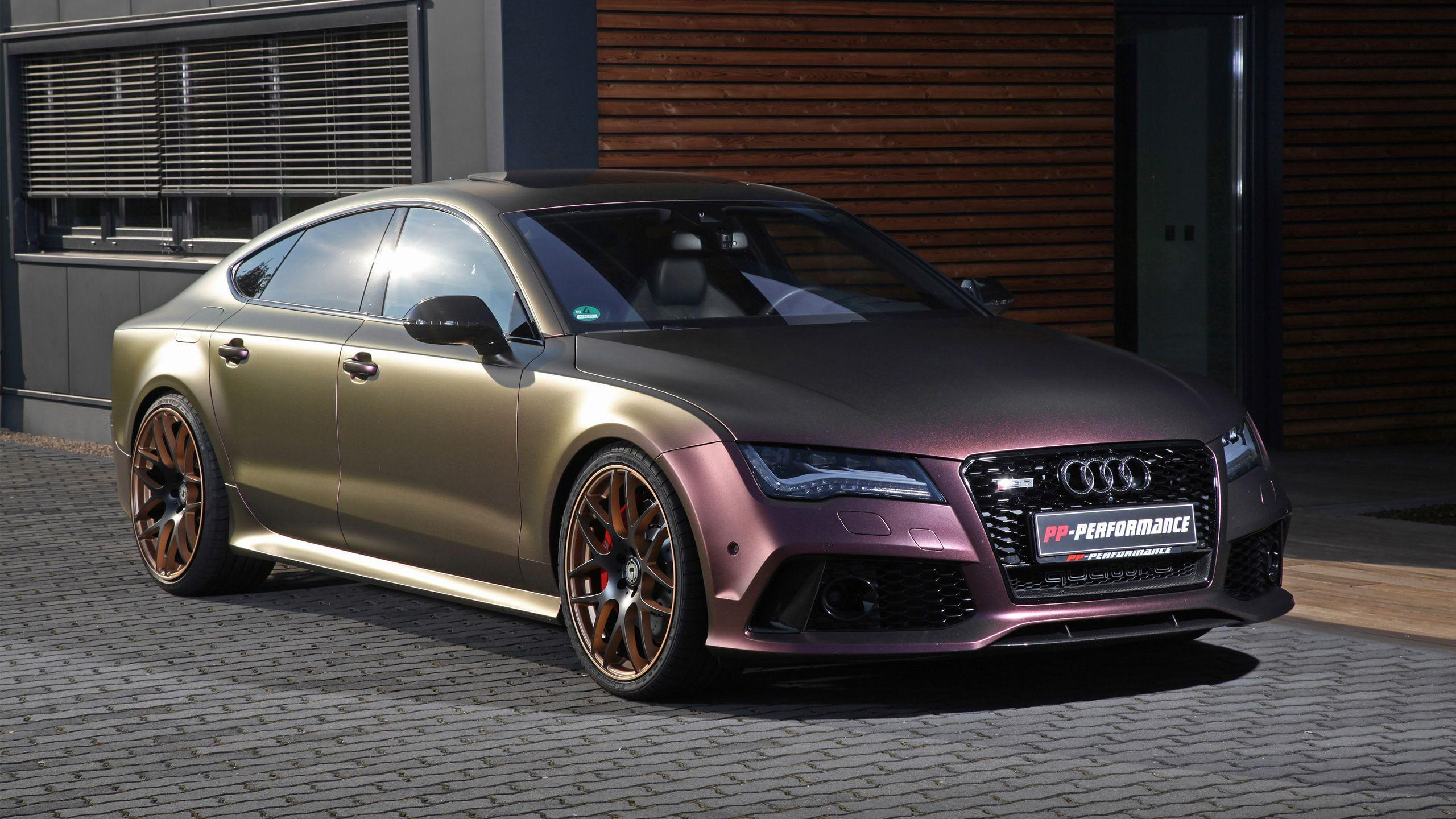 2016 PP Performance Audi RS7 Wallpapers