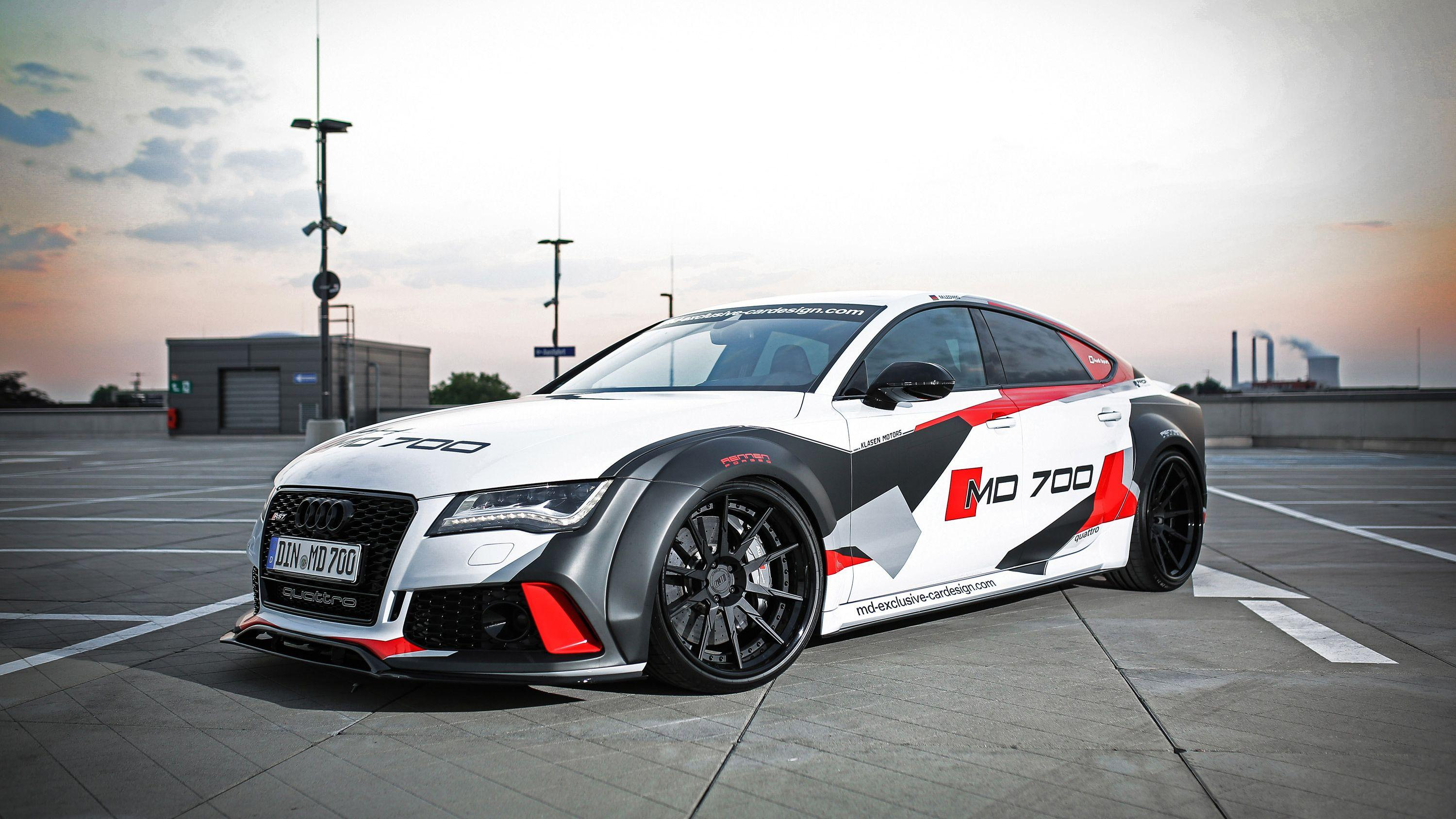2016 MD Exclusive Cardesign Audi RS7 Wallpapers