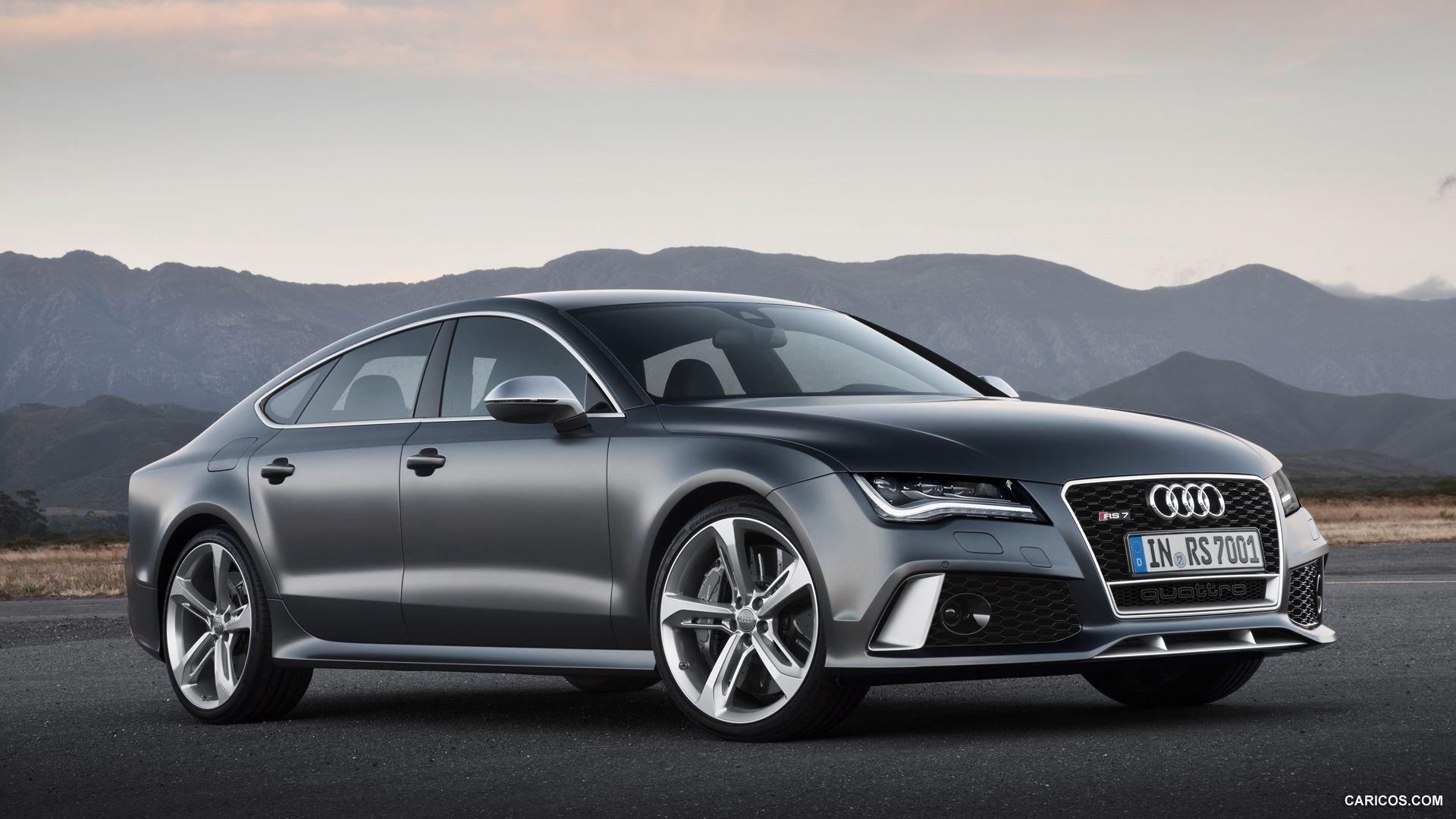 Audi RS7 wallpapers