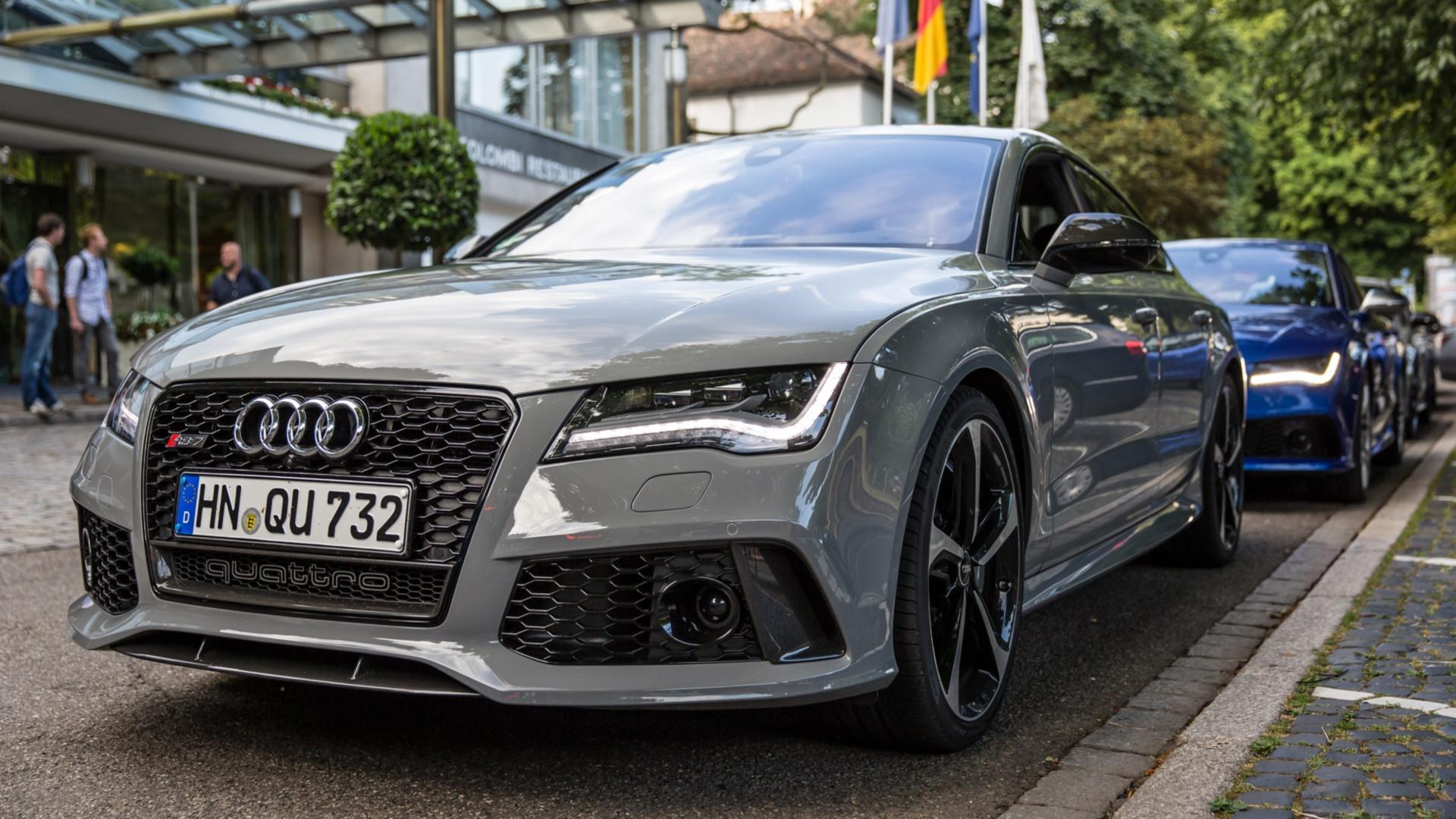 2014 Audi RS7 Wallpapers HD Download