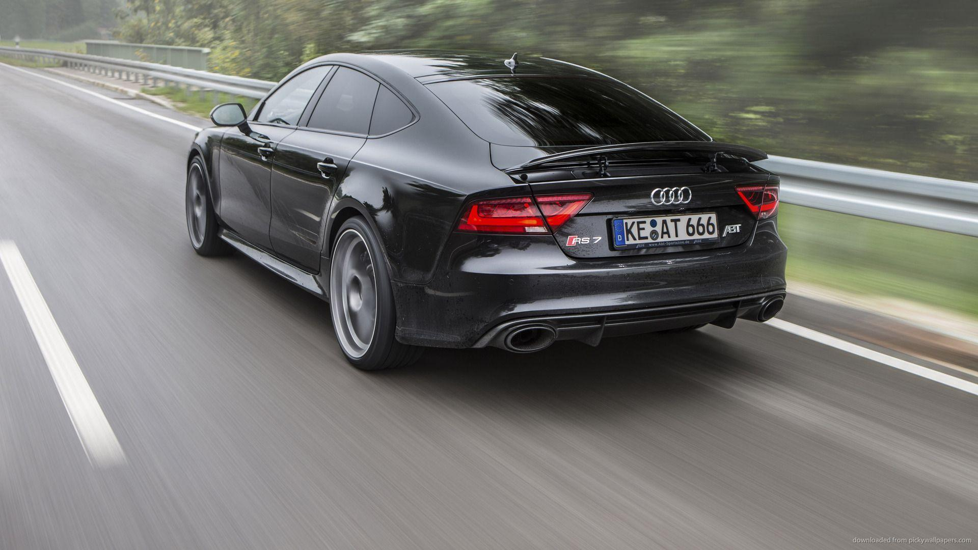 Download 1920x1080 ABT Audi RS7 Wallpapers