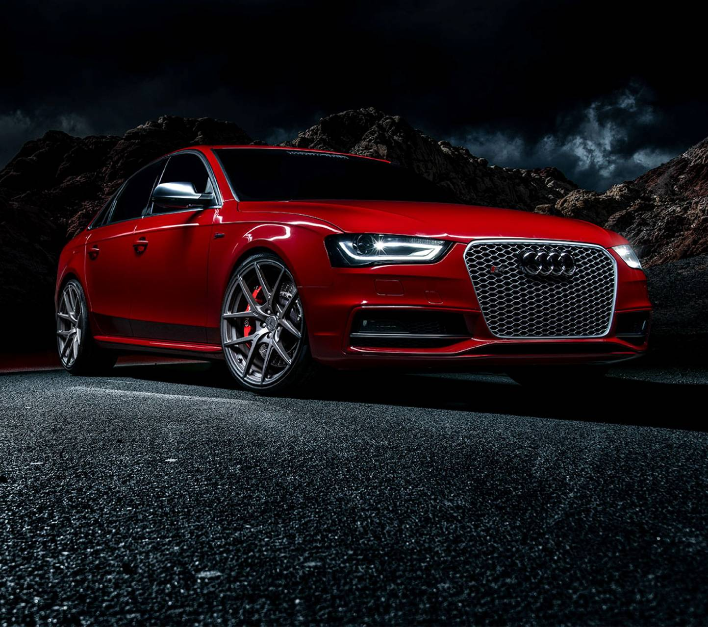 Audi S4 Wallpapers by xhani_rm